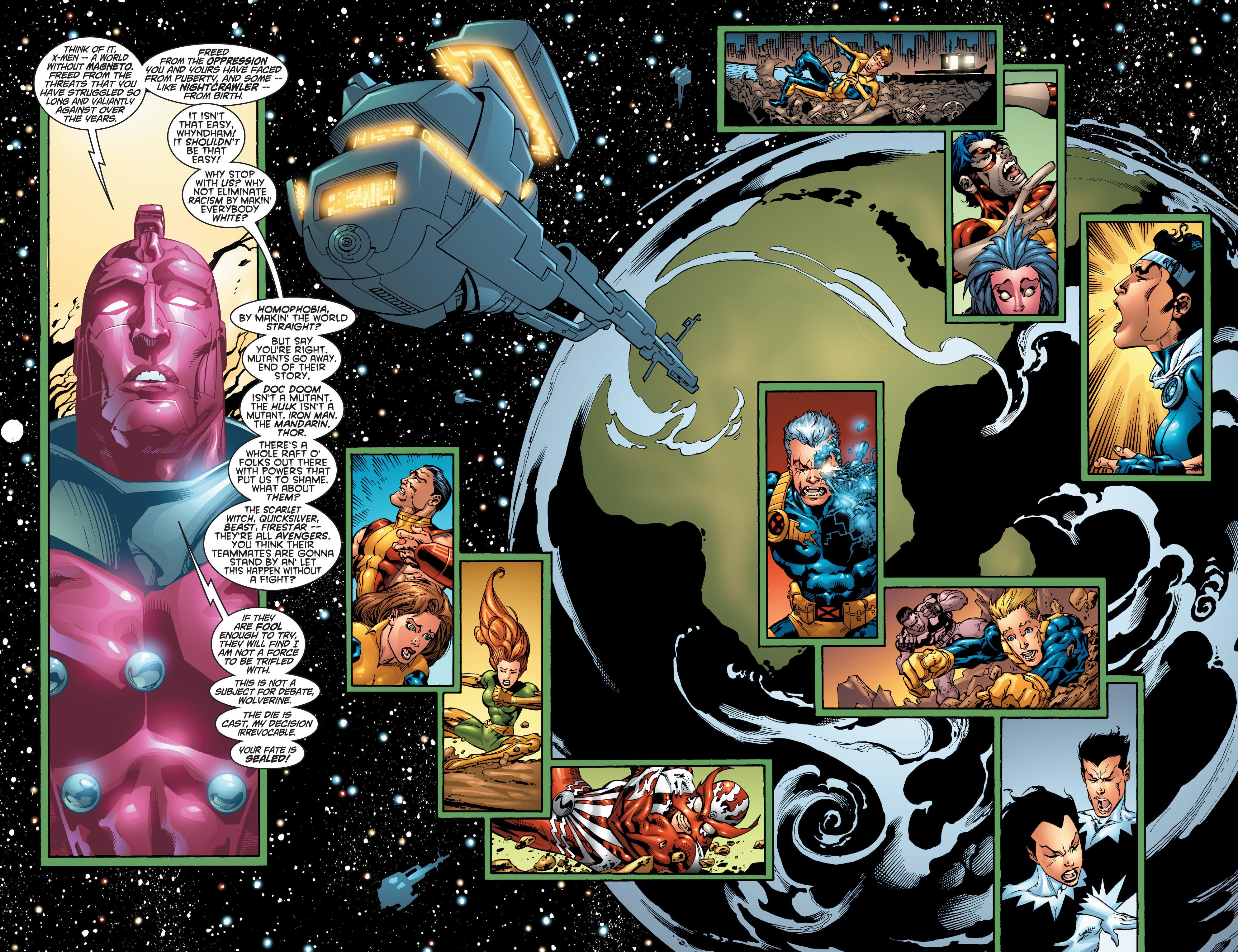 Read online Uncanny X-Men (1963) comic -  Issue #379 - 16