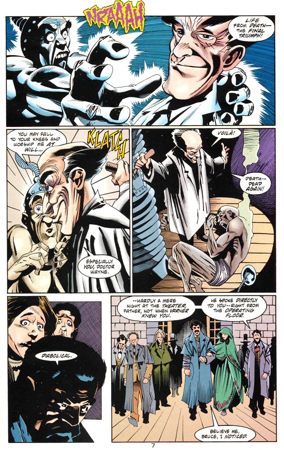 Read online Batman: Haunted Gotham comic -  Issue #1 - 9
