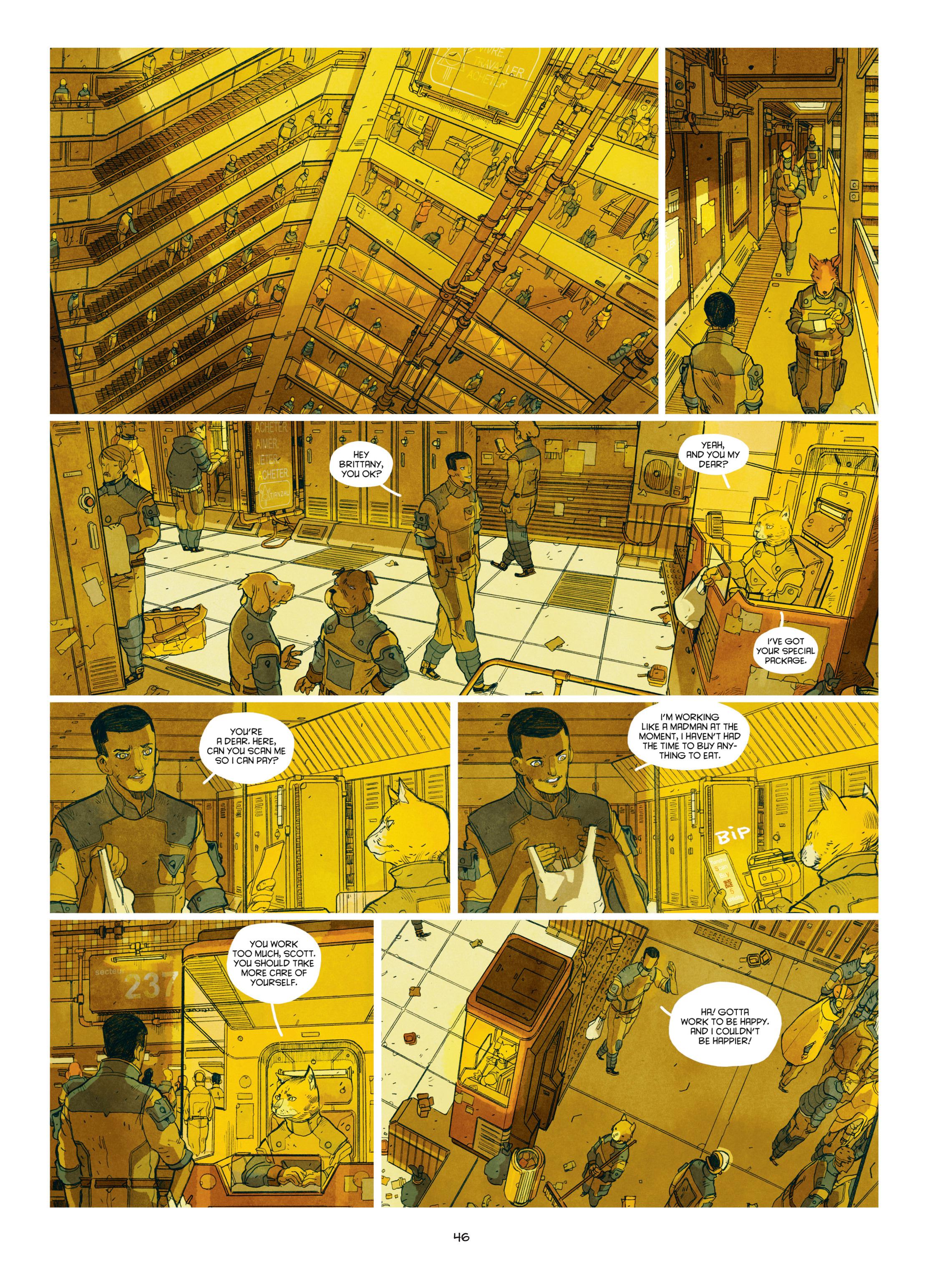 Read online Shangri-La comic -  Issue # Full - 48