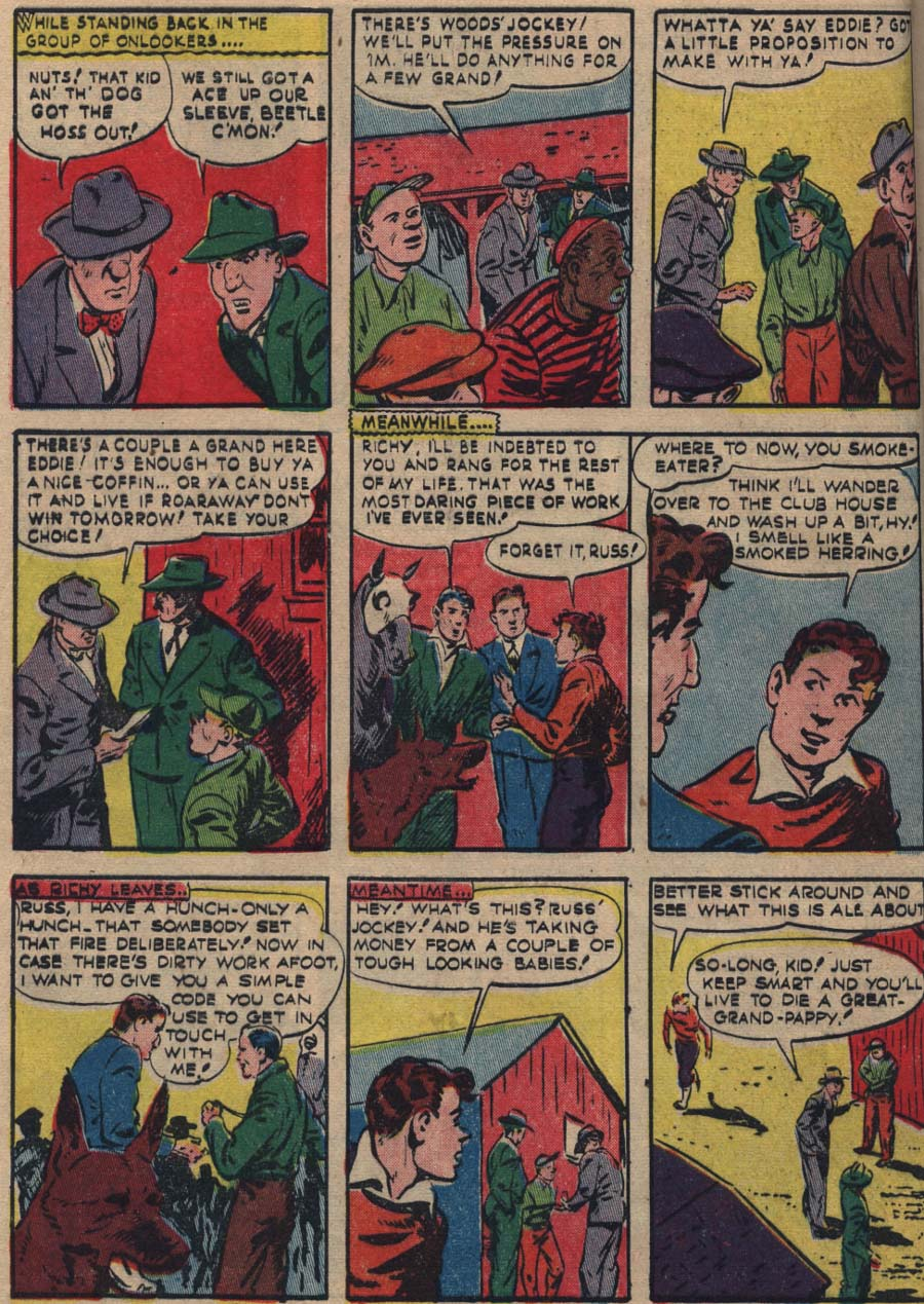 Blue Ribbon Comics (1939) issue 18 - Page 13