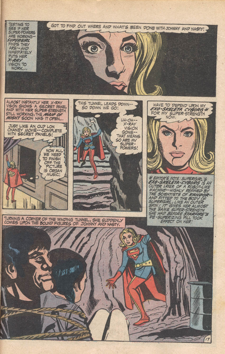 Read online Adventure Comics (1938) comic -  Issue #407 - 23