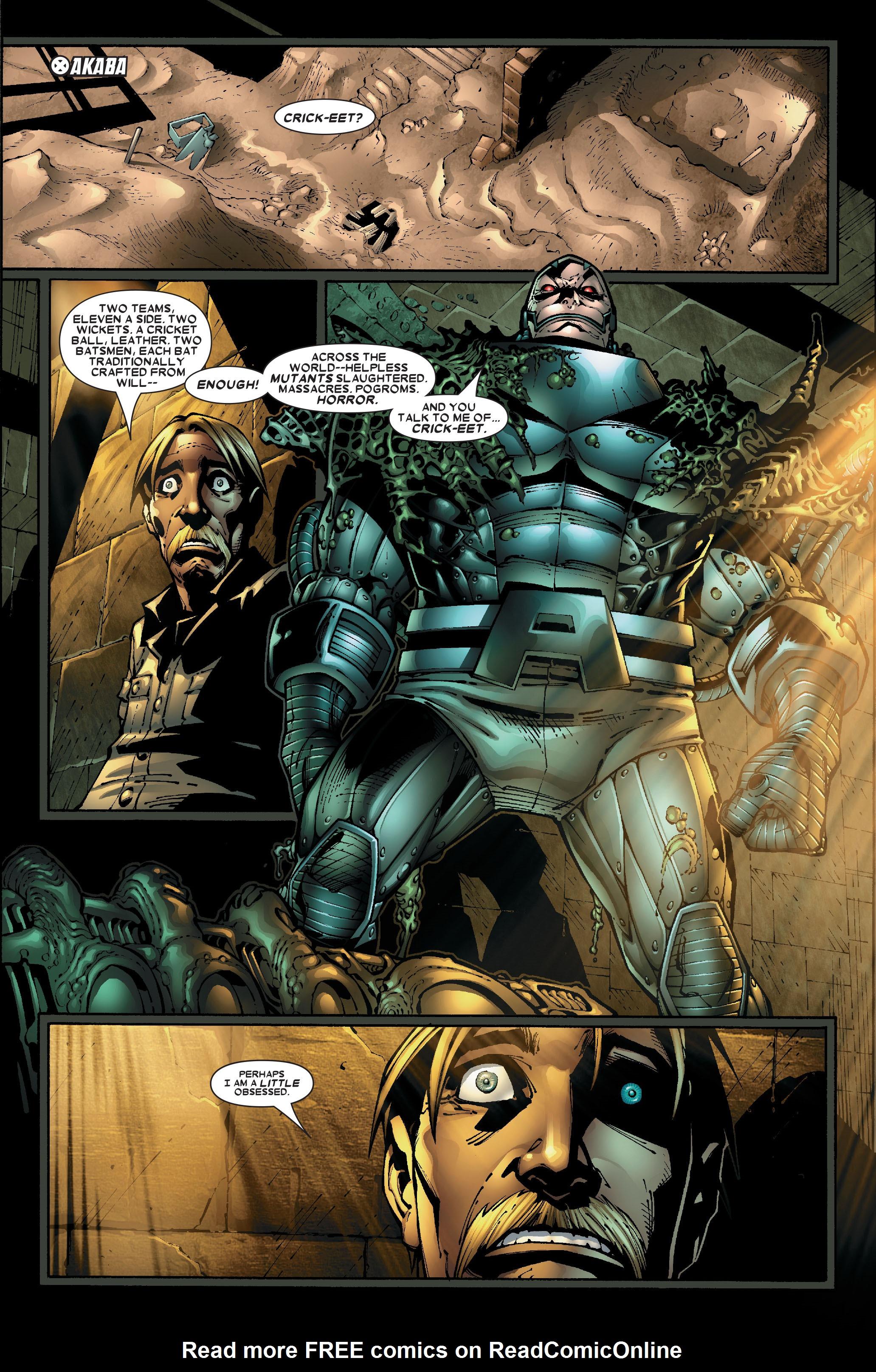 X-Men (1991) 181 Page 1