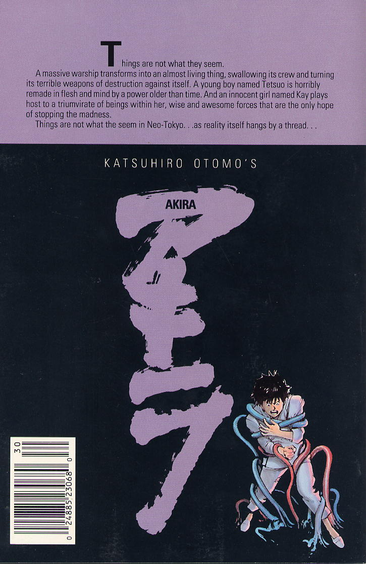 Read online Akira comic -  Issue #30 - 66