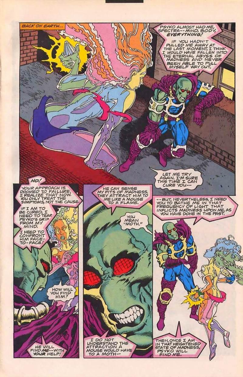Read online Sleepwalker comic -  Issue #32 - 12