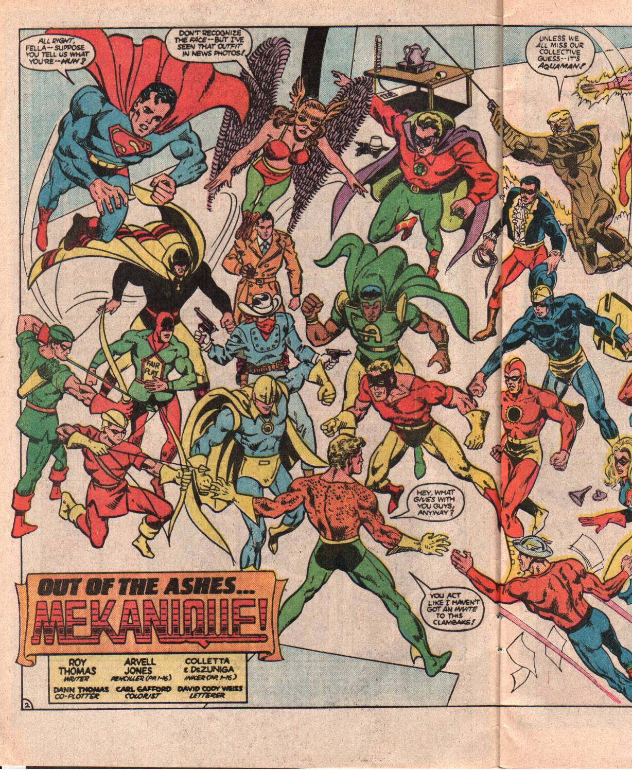 Read online All-Star Squadron comic -  Issue #59 - 4