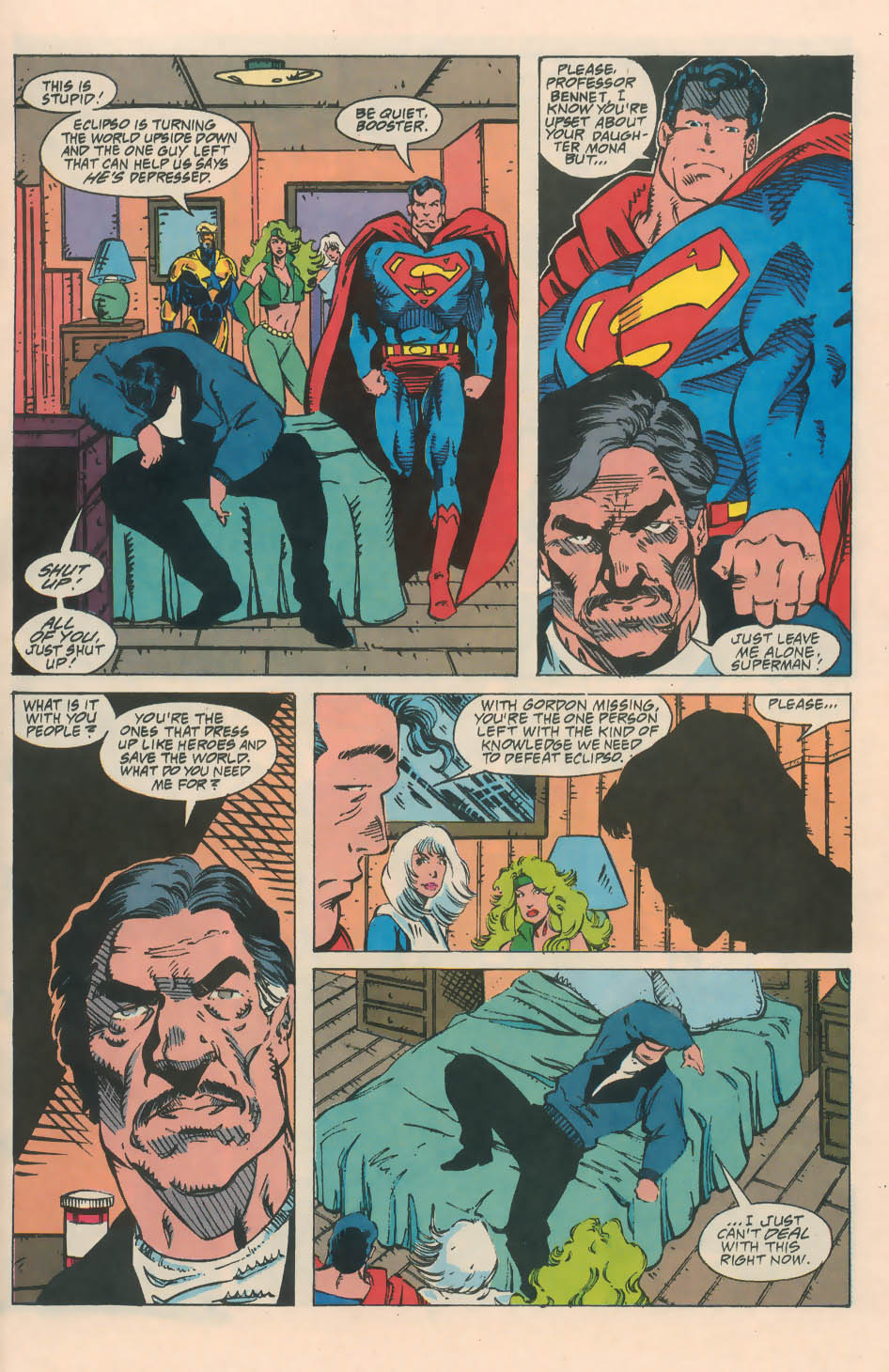 Read online Action Comics (1938) comic -  Issue #Action Comics (1938) _Annual 4 - 2