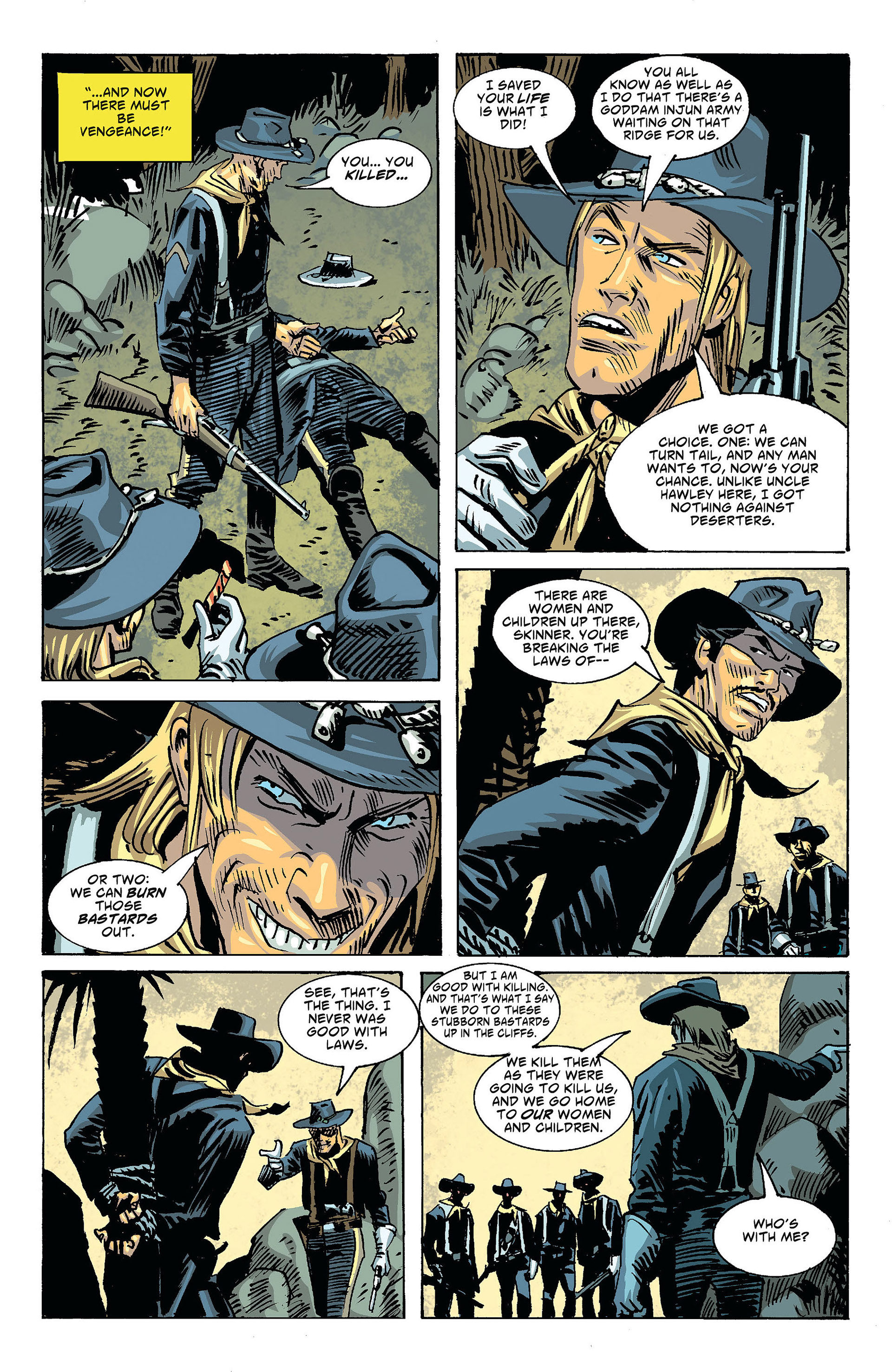 Read online American Vampire comic -  Issue #21 - 13