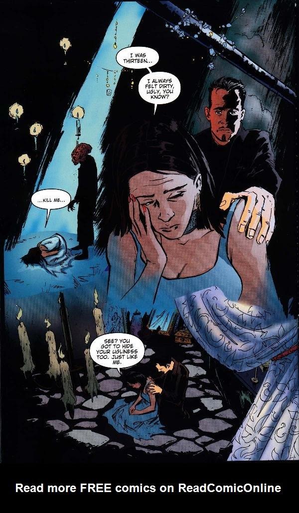 Read online Vampire the Masquerade comic -  Issue # Nosferatu - 44
