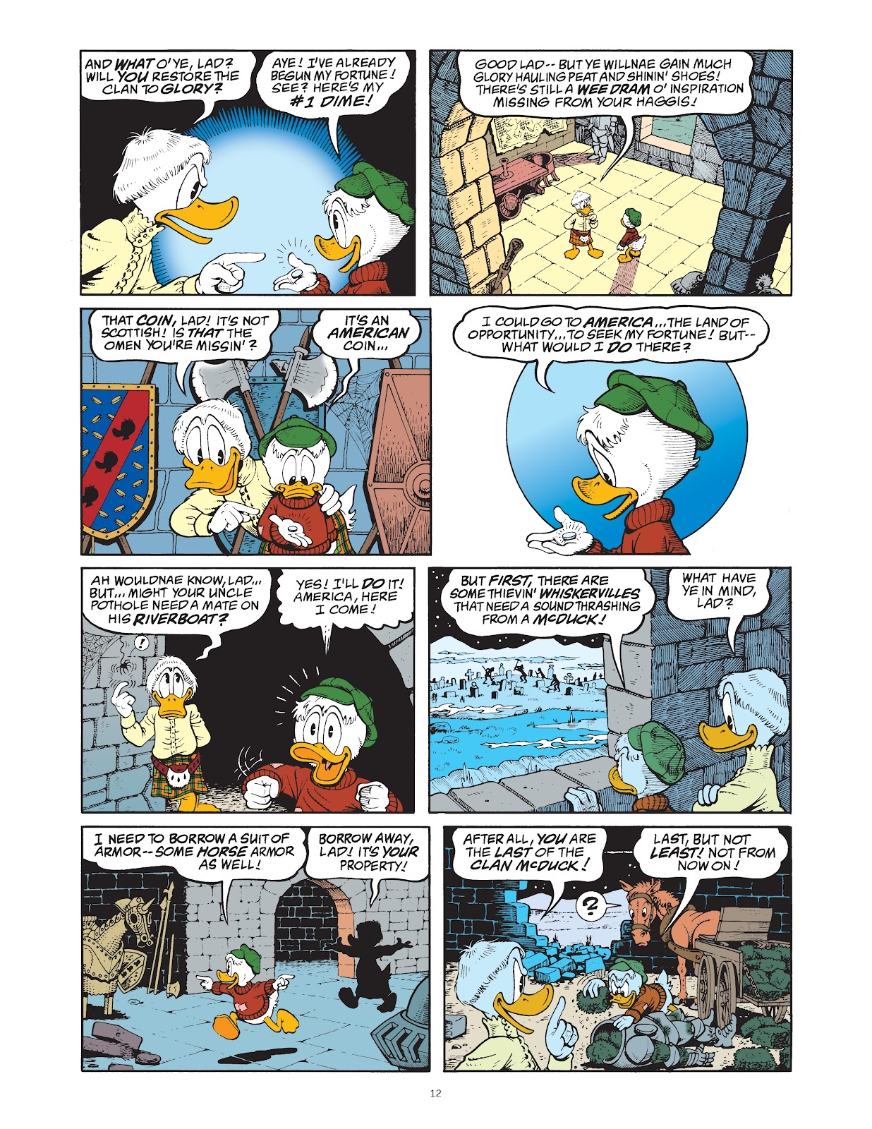 Read online The Complete Life and Times of Scrooge McDuck comic -  Issue # TPB 1 (Part 1) - 20