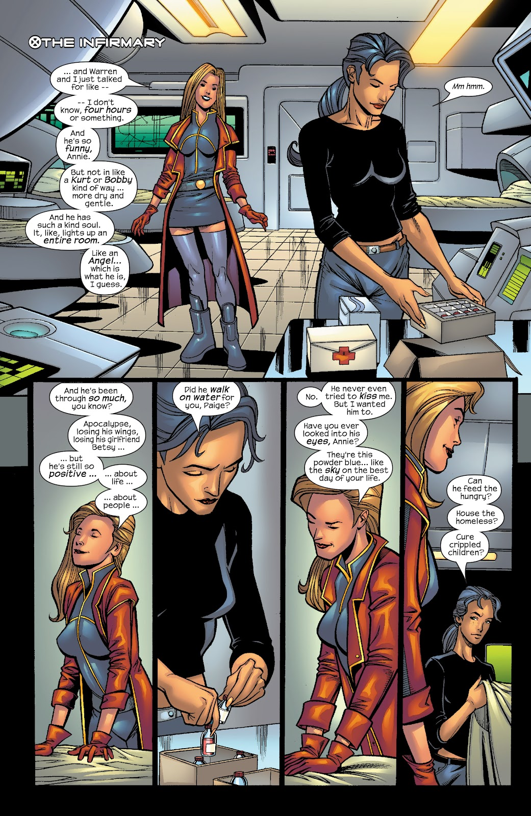 Read online X-Men: Unstoppable comic -  Issue # TPB (Part 4) - 24