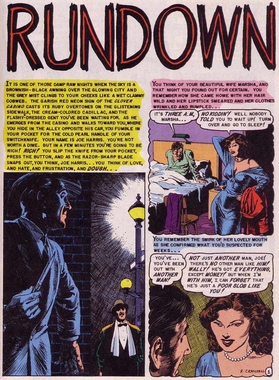 Read online Shock SuspenStories comic -  Issue #18 - 25