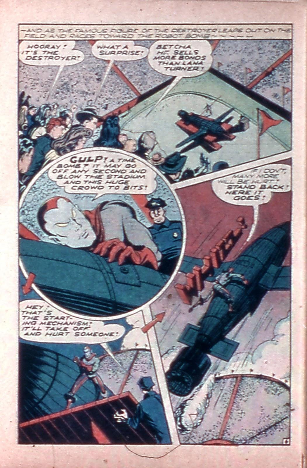 Read online Mystic Comics (1944) comic -  Issue #4 - 30