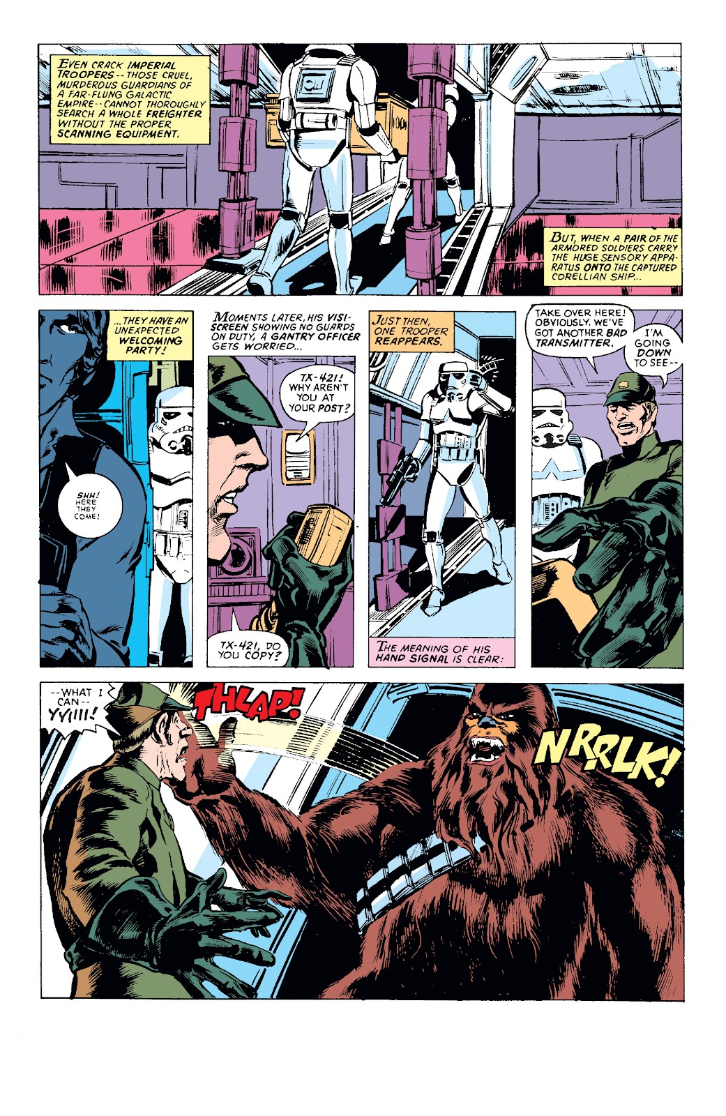 Read online Star Wars Legends: The Original Marvel Years - Epic Collection comic -  Issue # TPB 1 (Part 1) - 53