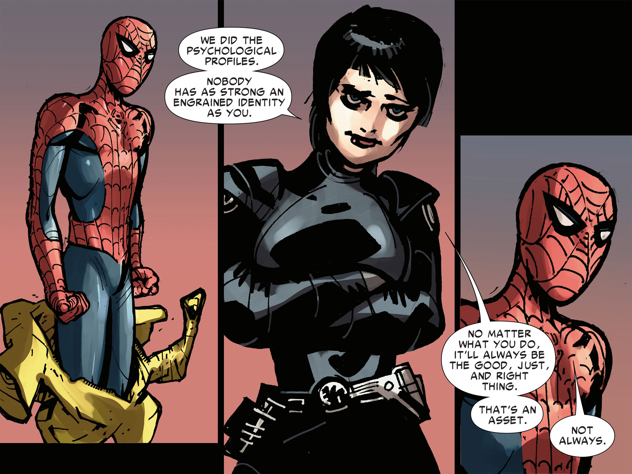 Read online Amazing Spider-Man: Who Am I? comic -  Issue # Full (Part 3) - 220