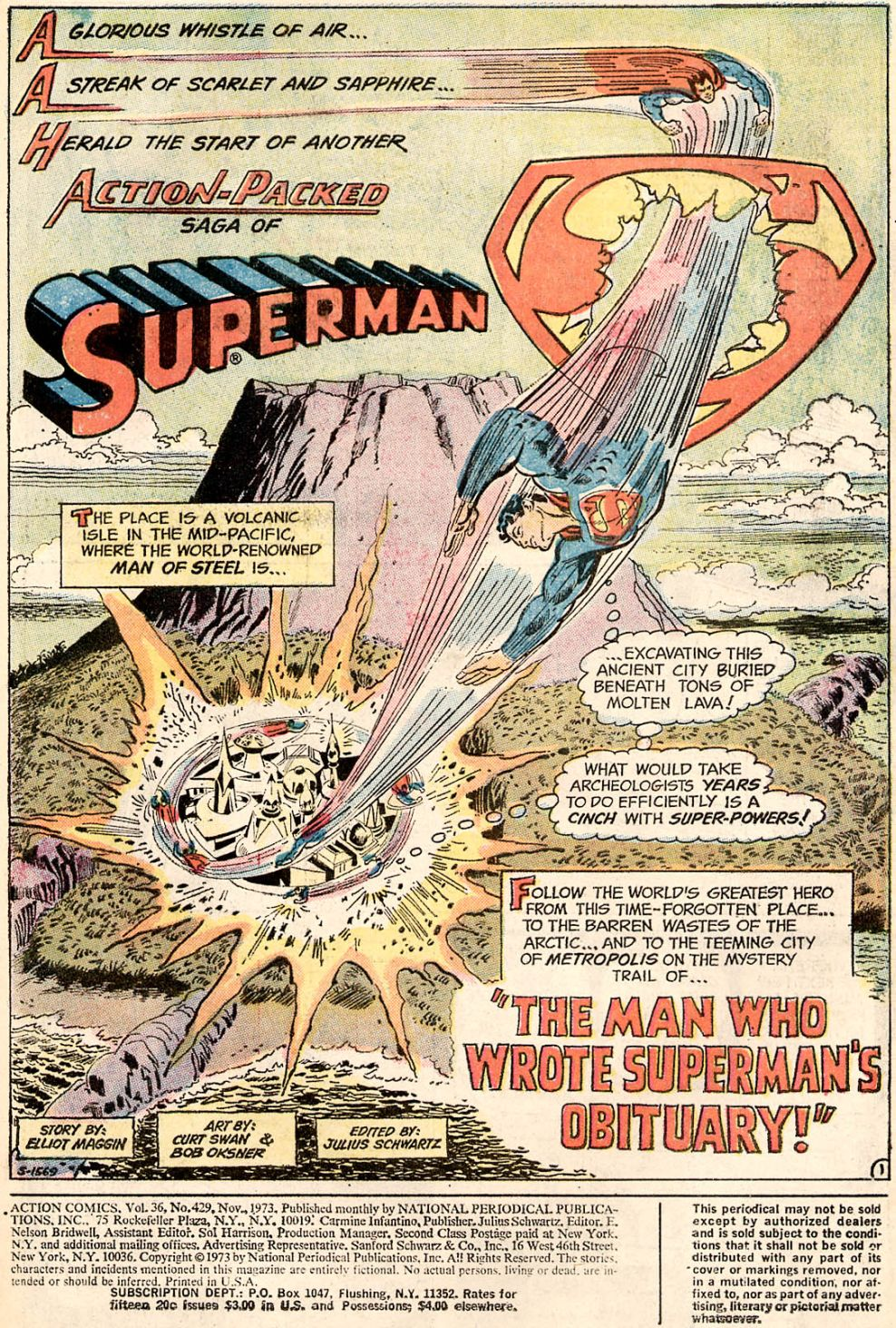Action Comics (1938) 429 Page 2