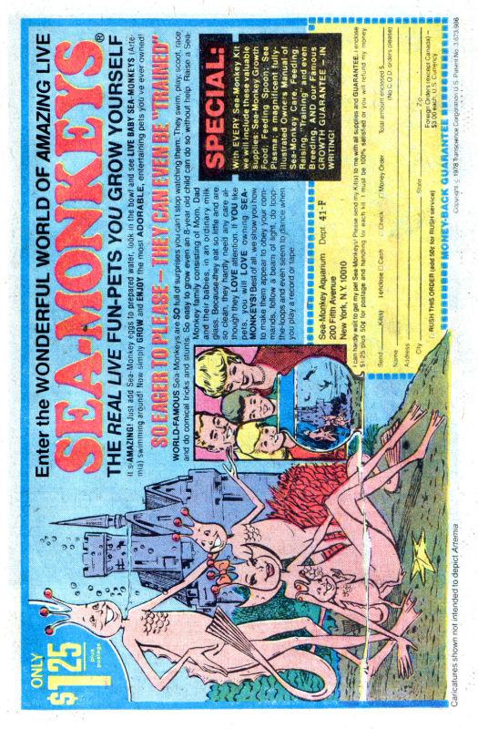 Read online Wonder Woman (1942) comic -  Issue #256 - 25