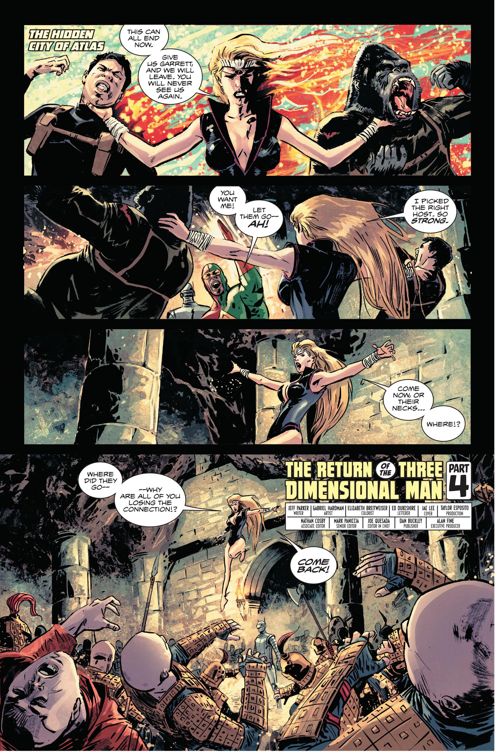 Read online Atlas comic -  Issue #4 - 3