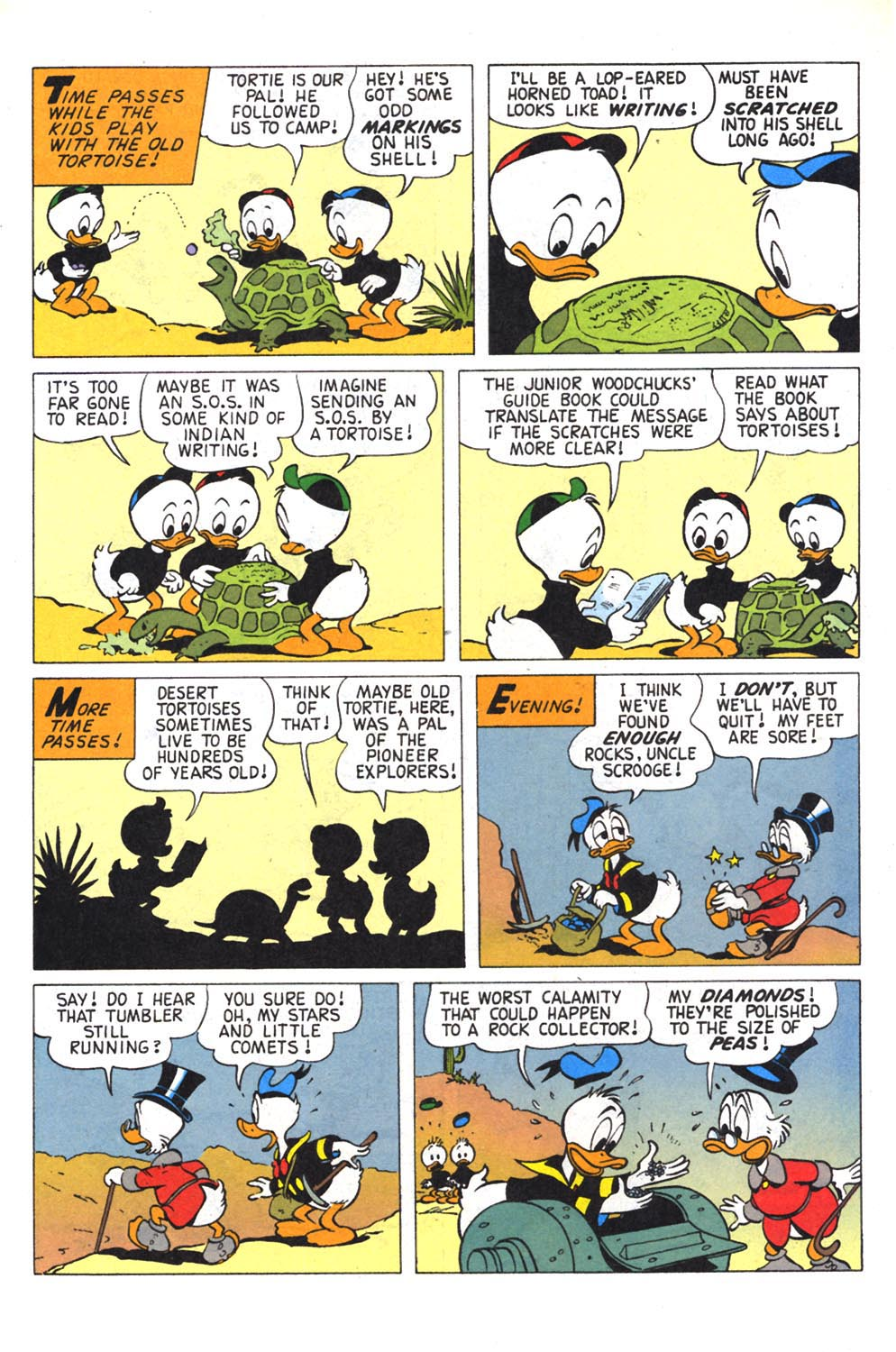 Read online Uncle Scrooge (1953) comic -  Issue #303 - 9