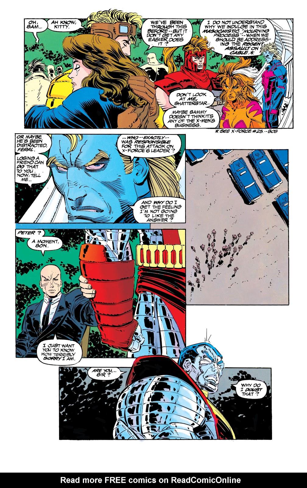 Uncanny X-Men (1963) issue 304 - Page 24
