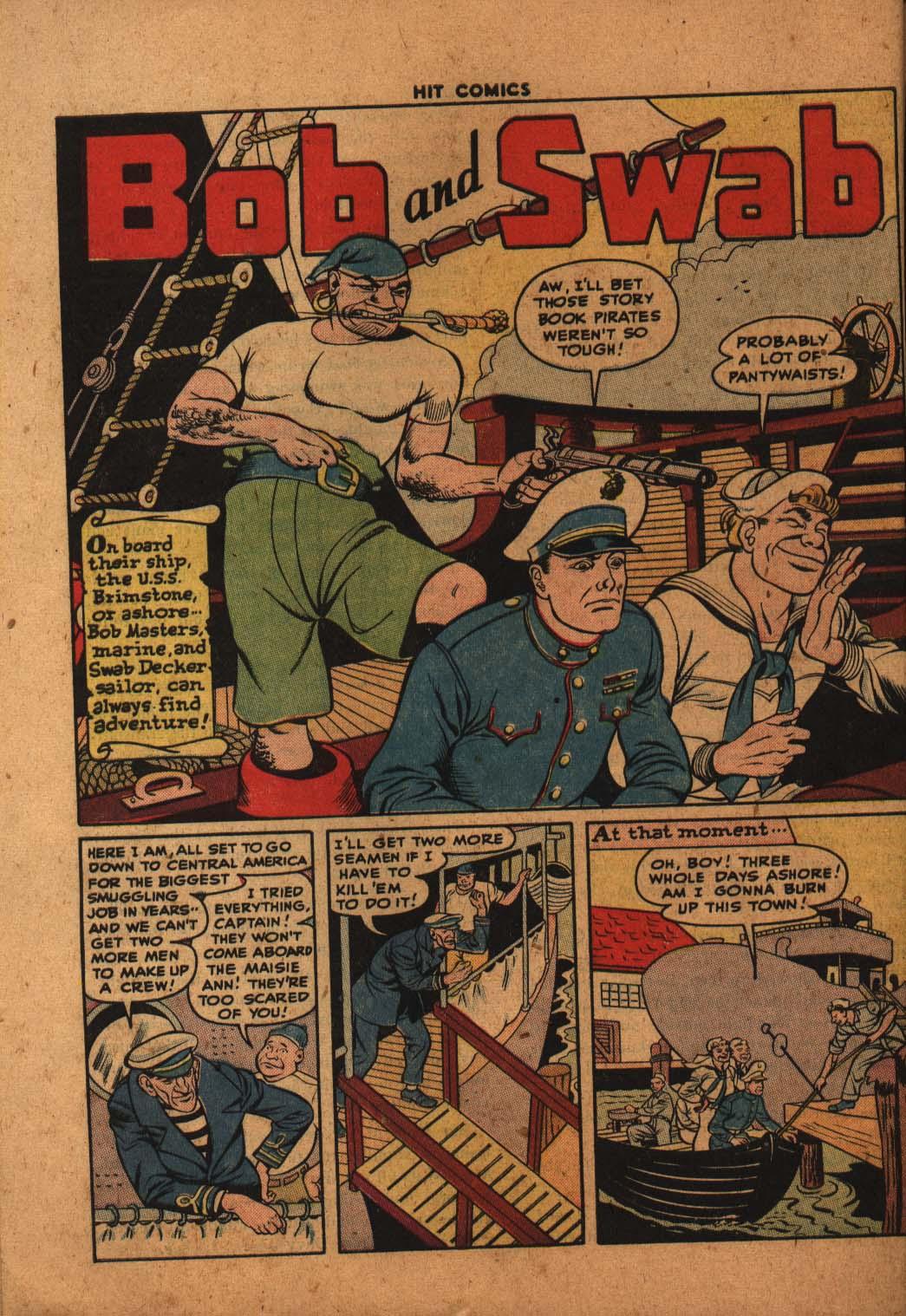 Read online Hit Comics comic -  Issue #47 - 39