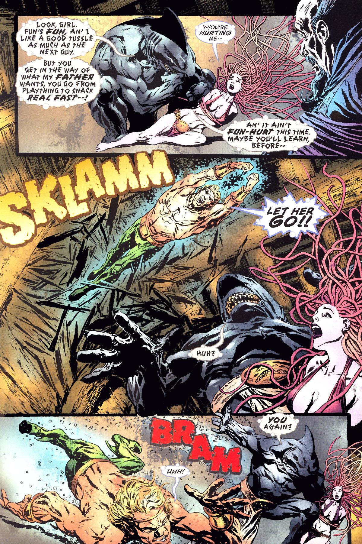 Read online Aquaman: Sword of Atlantis comic -  Issue #47 - 11
