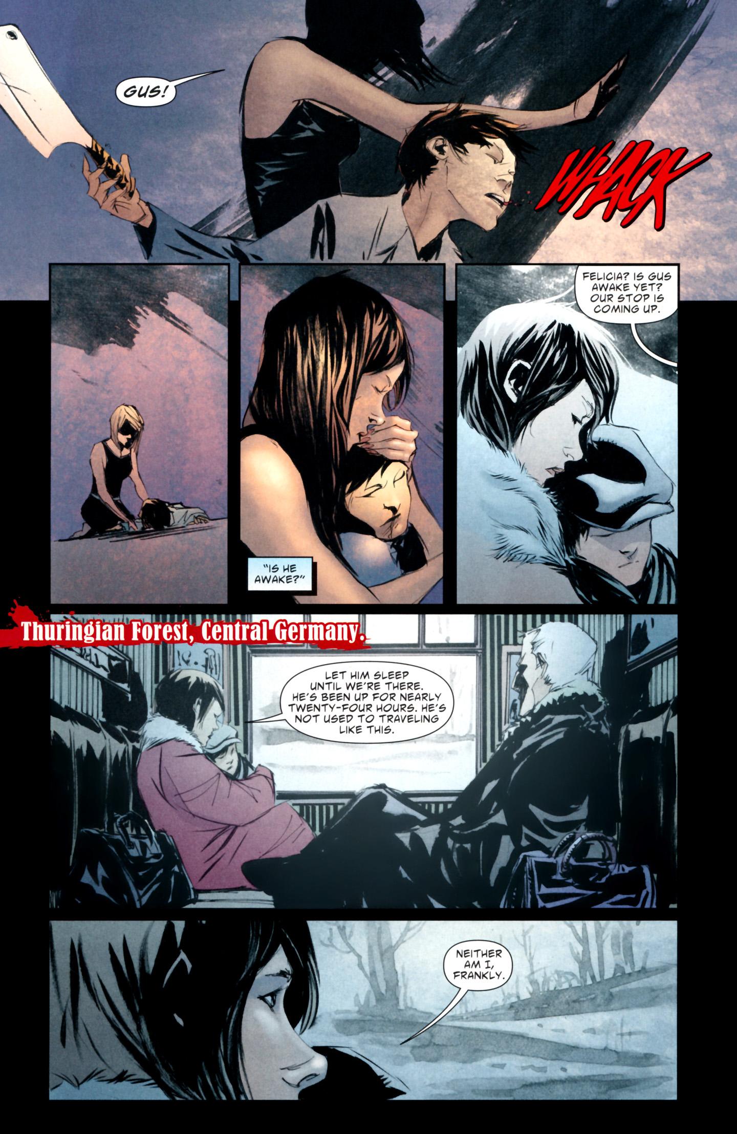 Read online American Vampire: Lord of Nightmares comic -  Issue #3 - 5