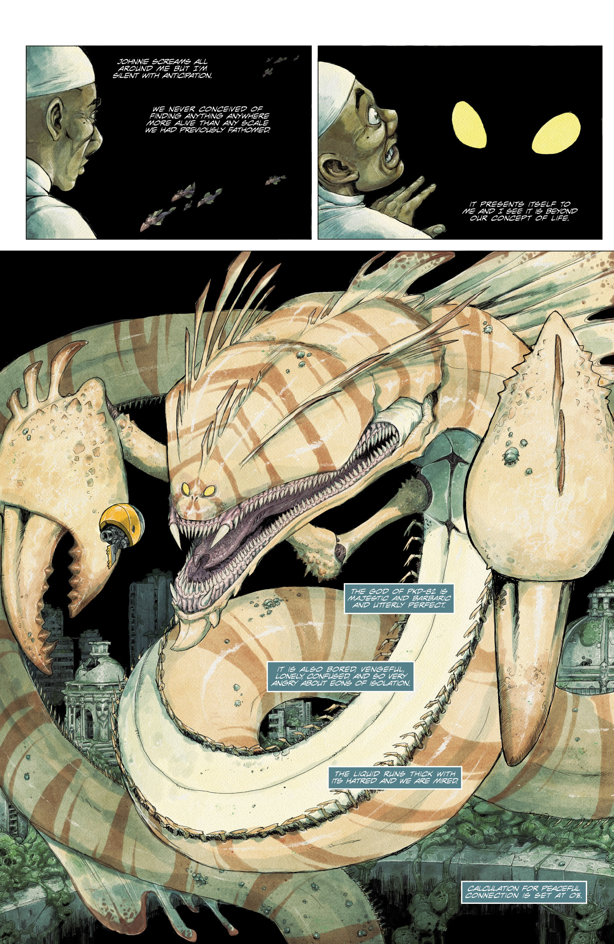 Read online Shutter comic -  Issue #14 - 25
