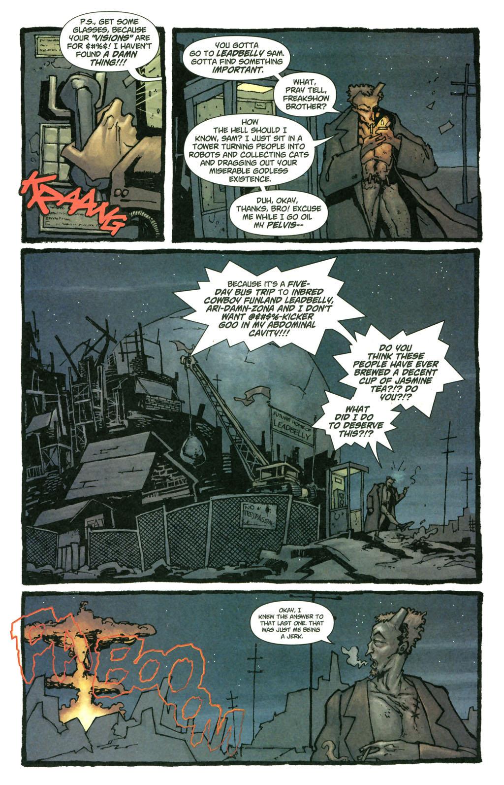 Read online Enginehead comic -  Issue #4 - 8