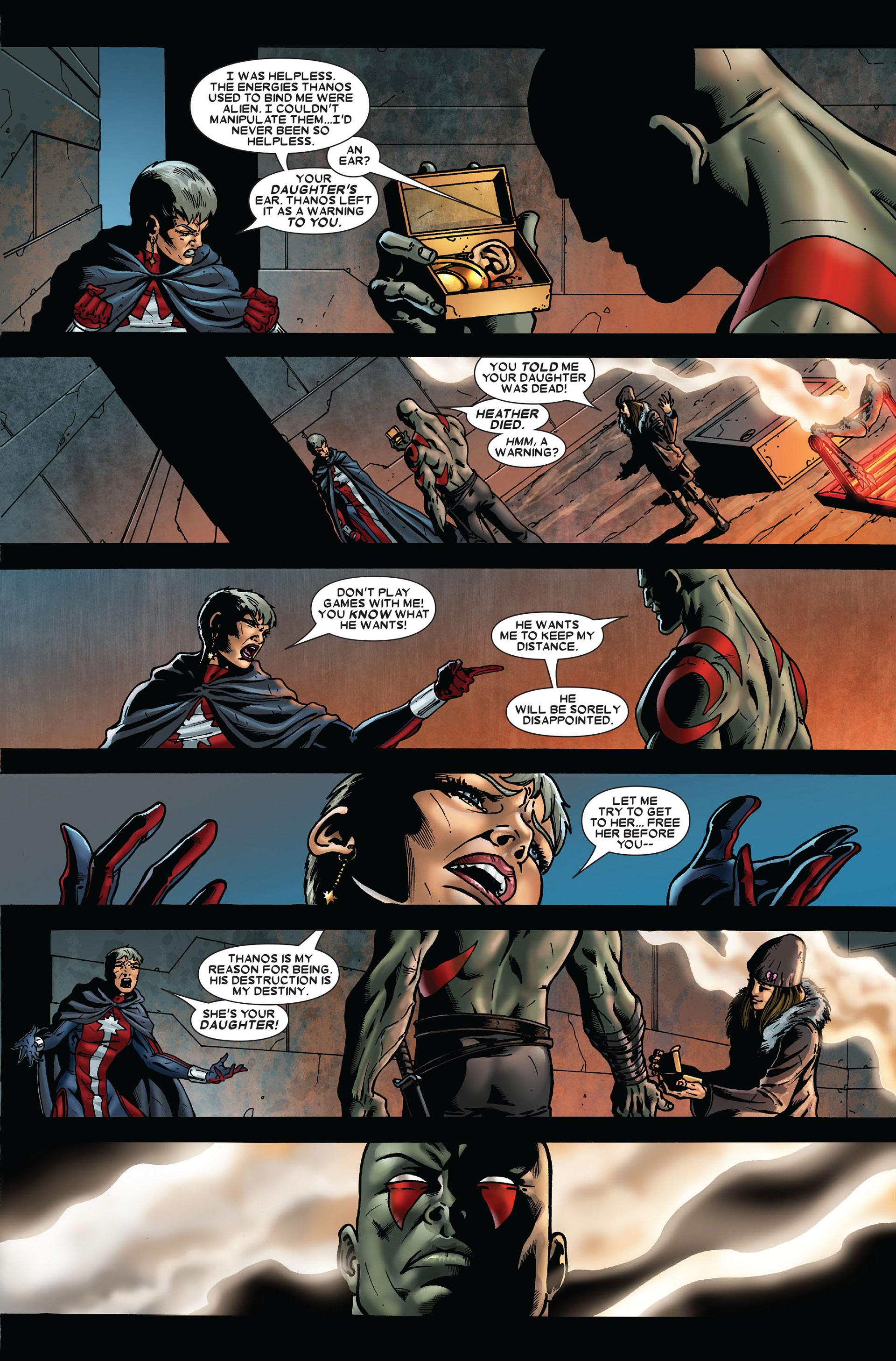 Read online Annihilation comic -  Issue #2 - 7