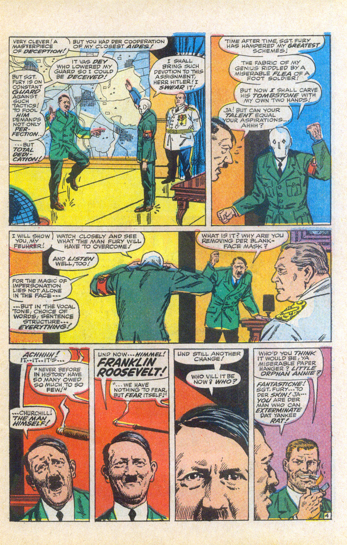 Read online Sgt. Fury comic -  Issue #58 - 7