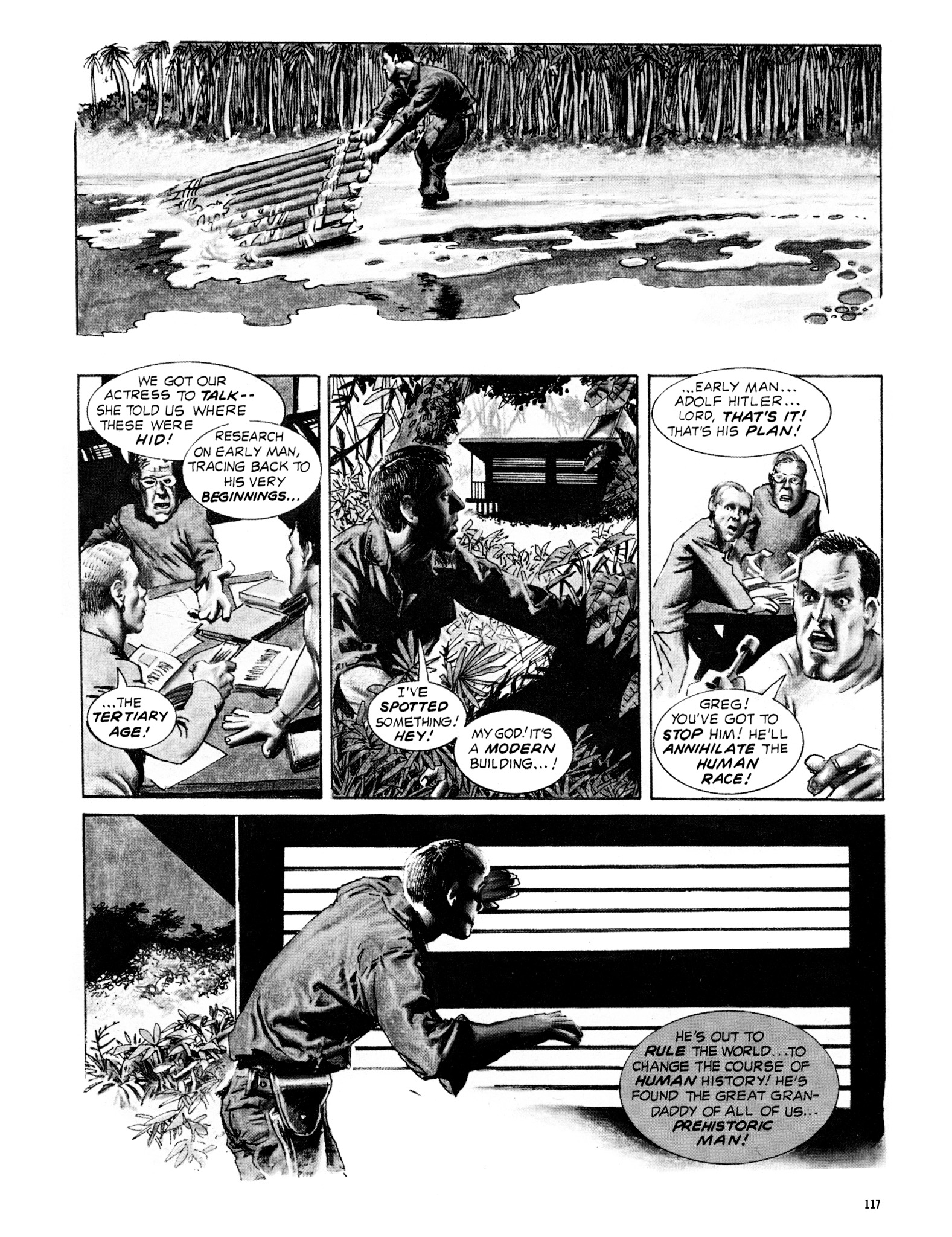 Read online Eerie Archives comic -  Issue # TPB 18 - 118