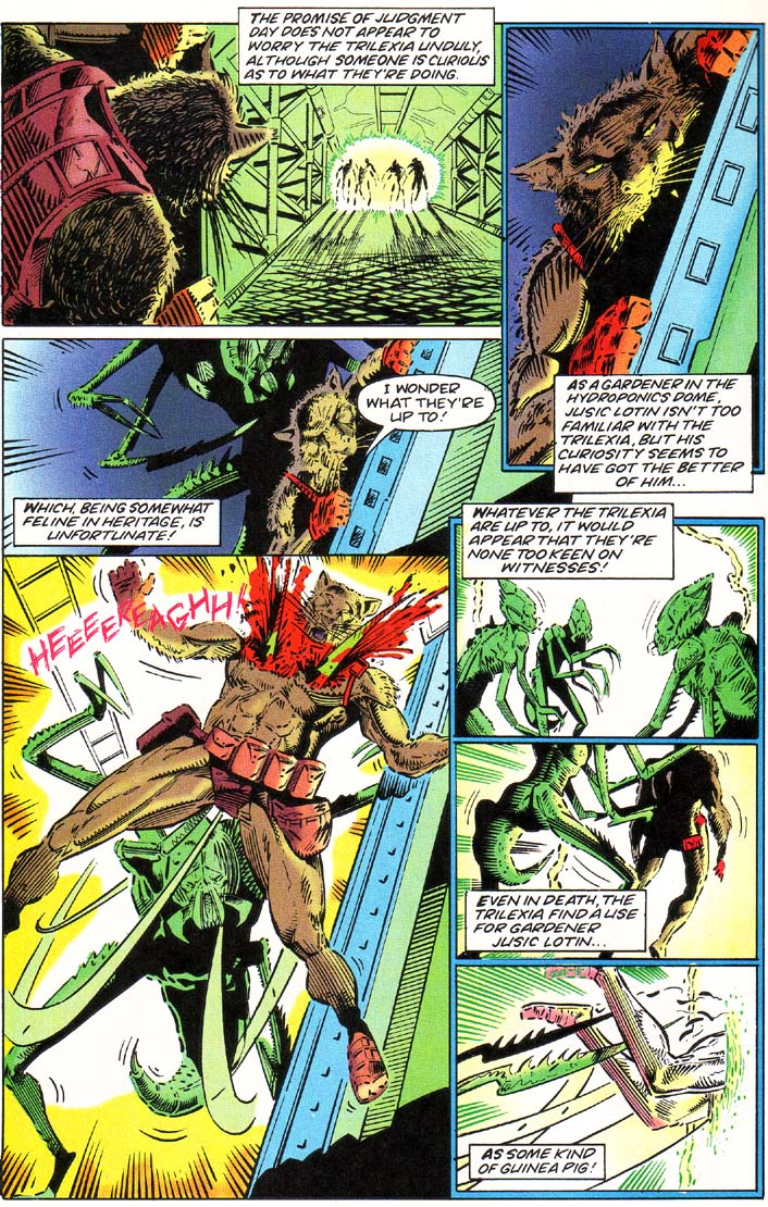 Read online Cyberspace 3000 comic -  Issue #1 - 20