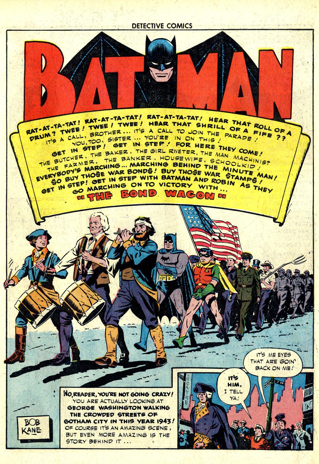 Read online Detective Comics (1937) comic -  Issue #78 - 3