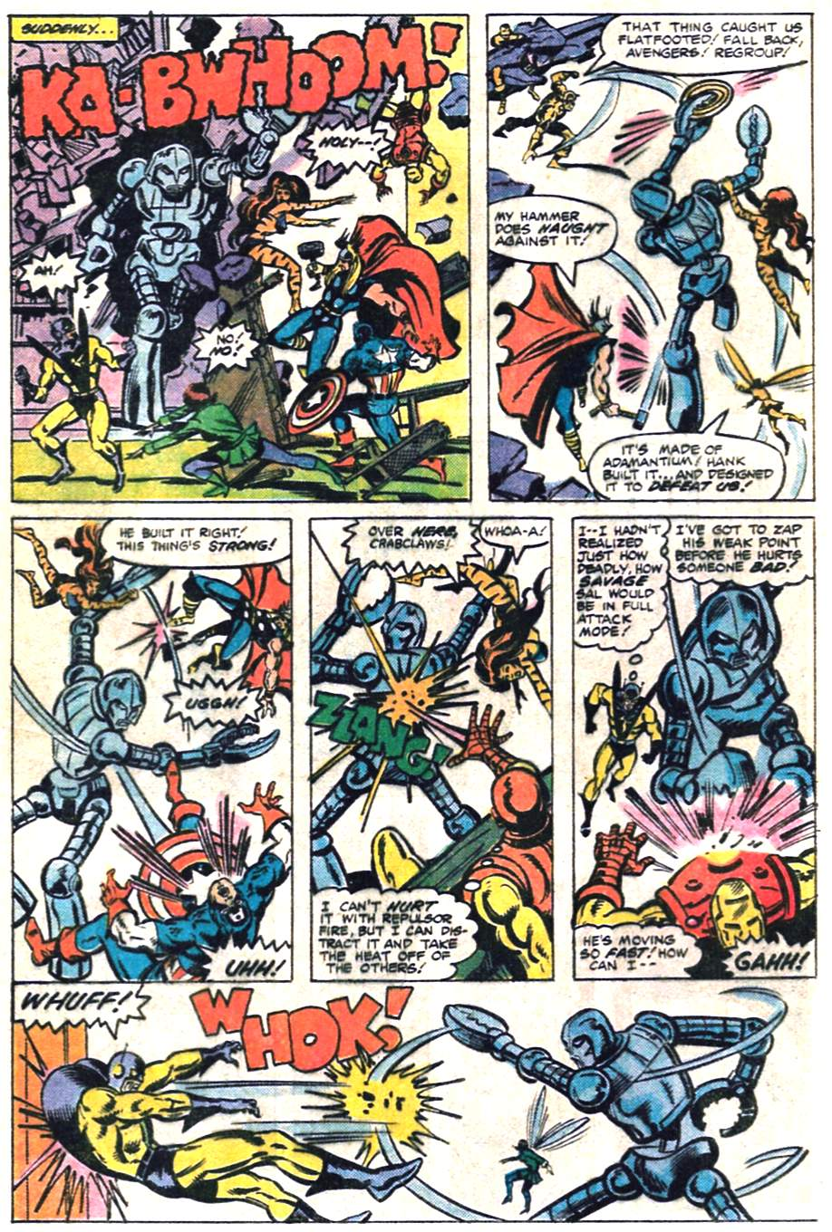 The Avengers (1963) 213 Page 19