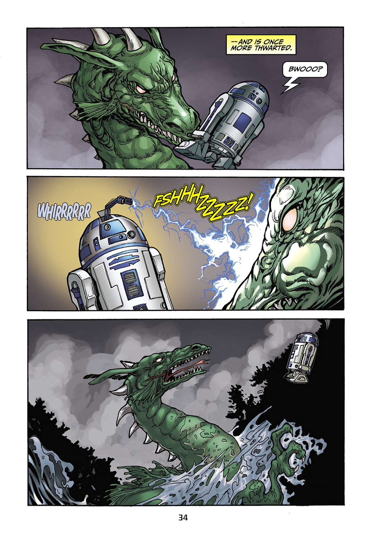 Read online Star Wars Omnibus comic -  Issue # Vol. 33 - 196