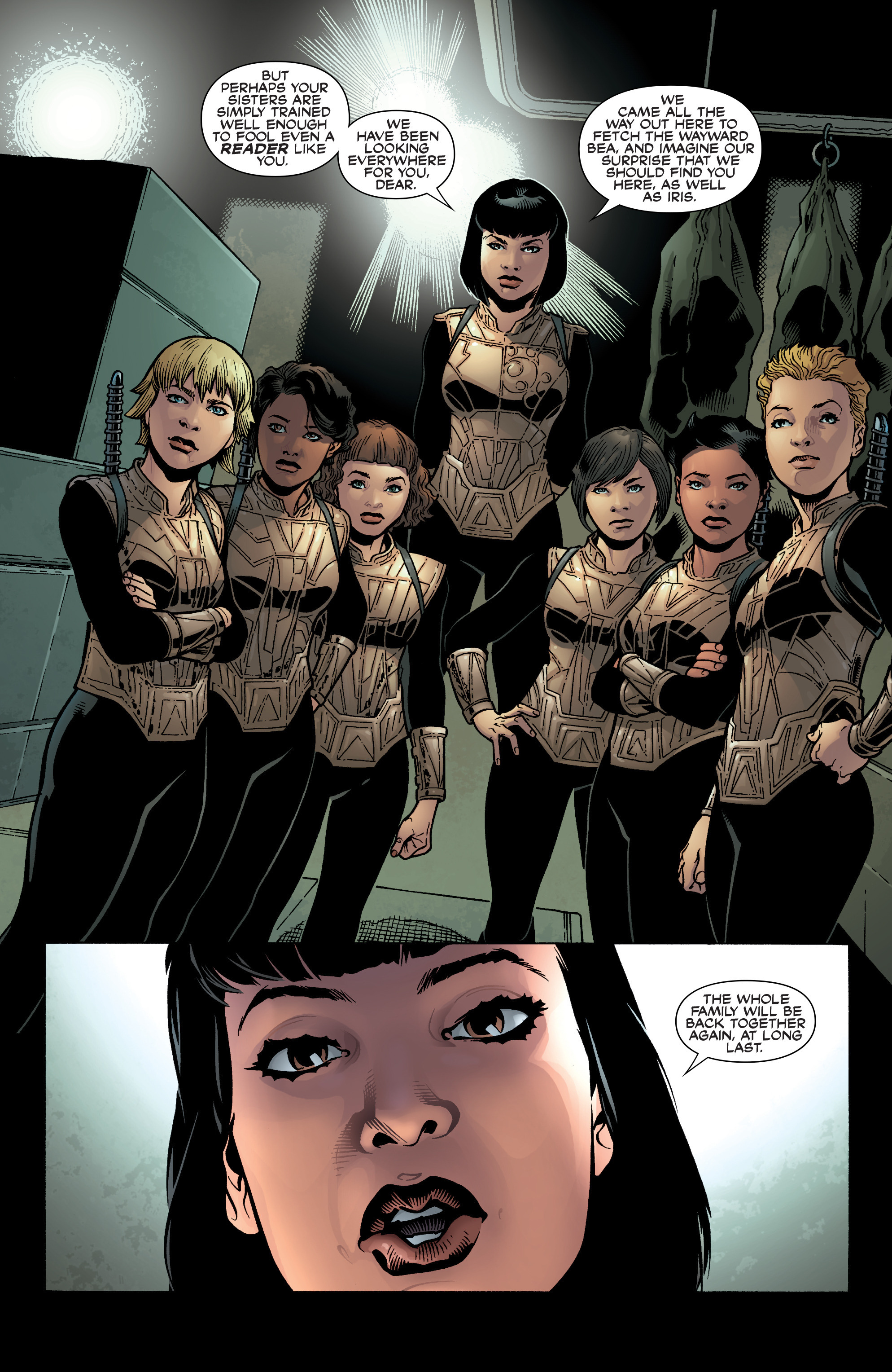 Read online Serenity: Firefly Class 03-K64 – No Power in the 'Verse comic -  Issue #2 - 21