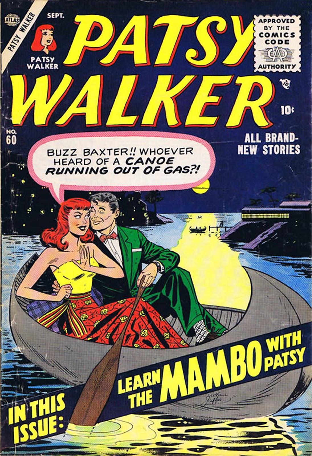 Patsy Walker 60 Page 1