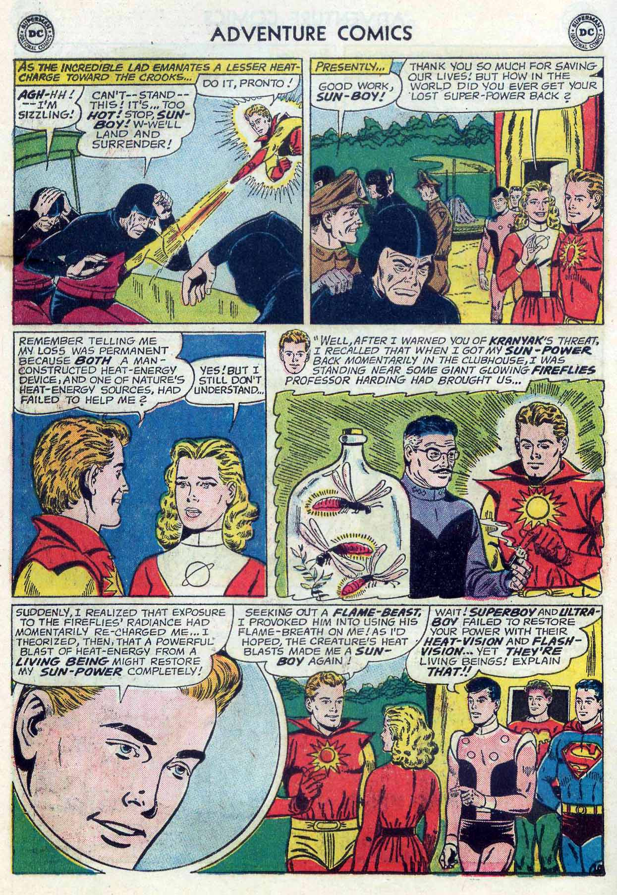 Read online Adventure Comics (1938) comic -  Issue #302 - 31