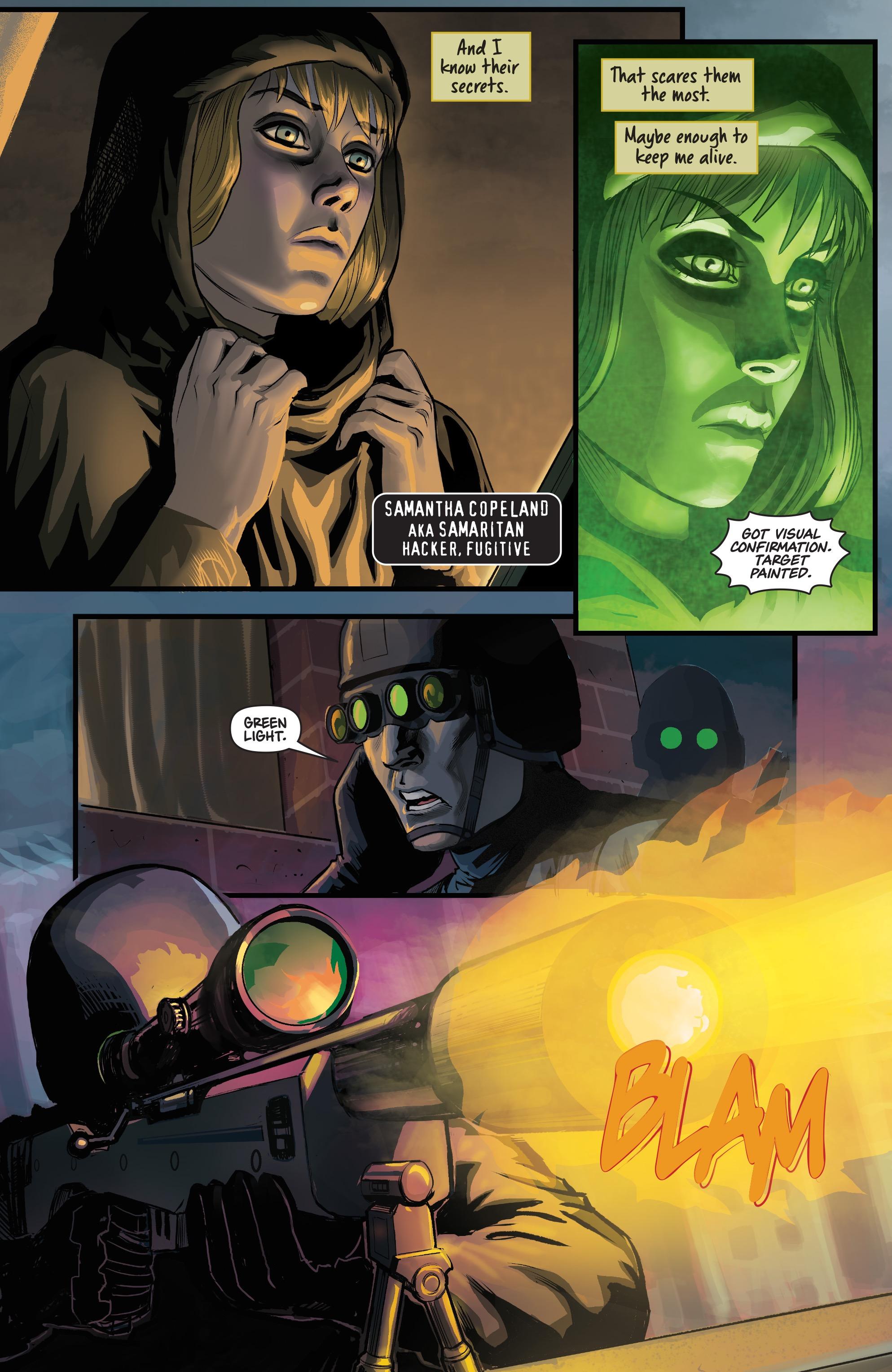 Read online Romulus comic -  Issue #4 - 26