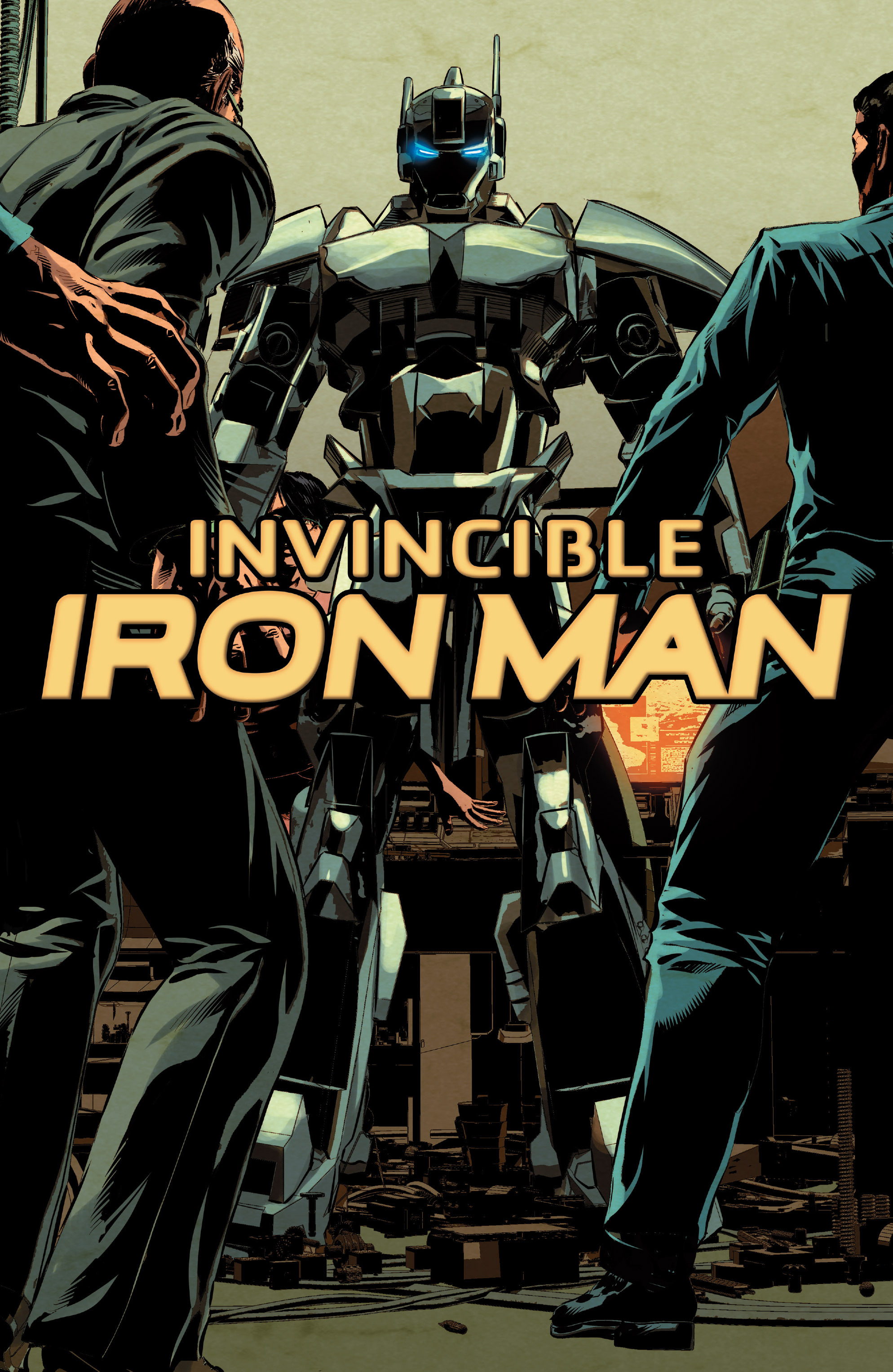 Read online True Believers: Invincible Iron Man-The War Machines comic -  Issue # Full - 2