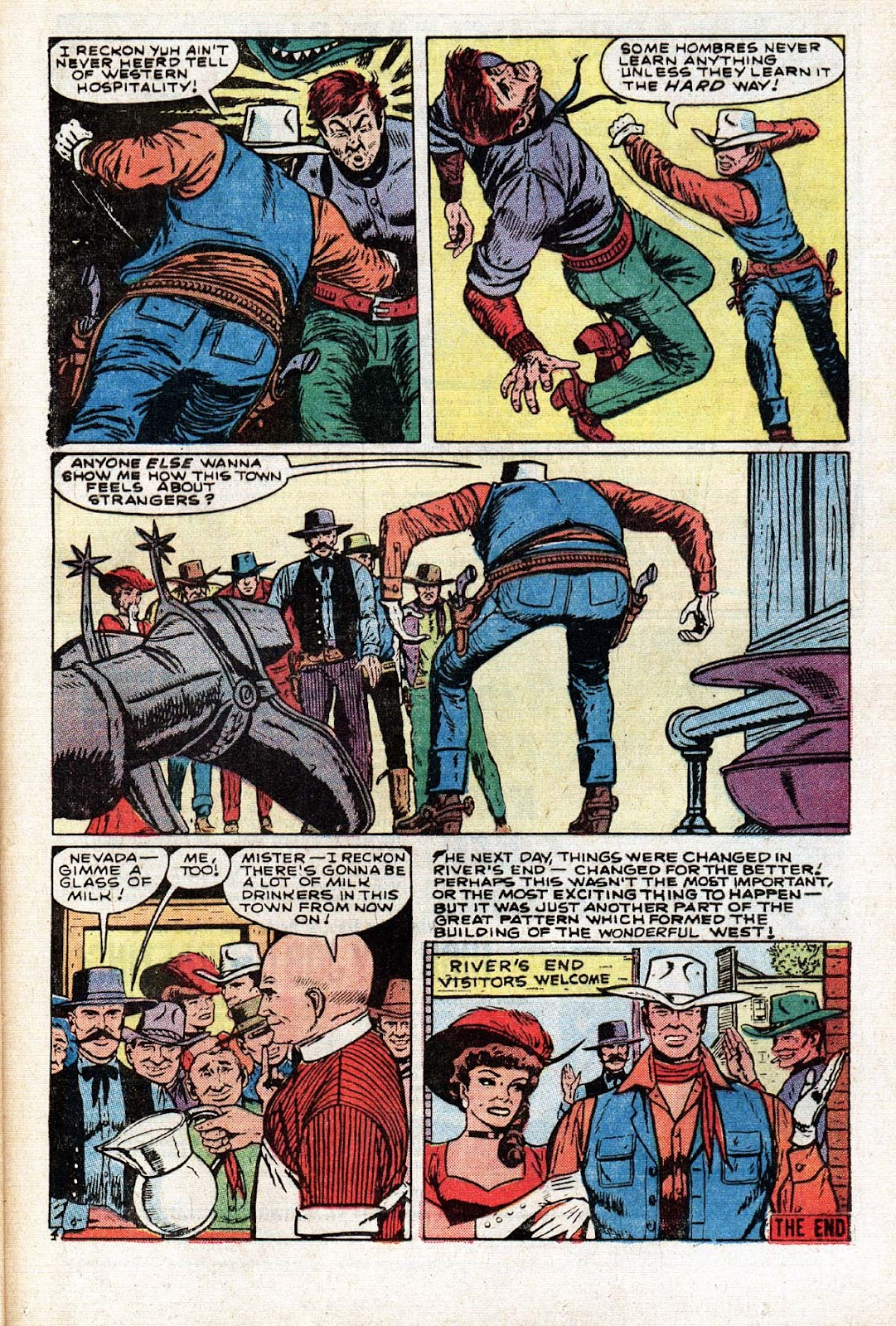 The Mighty Marvel Western issue 15 - Page 33