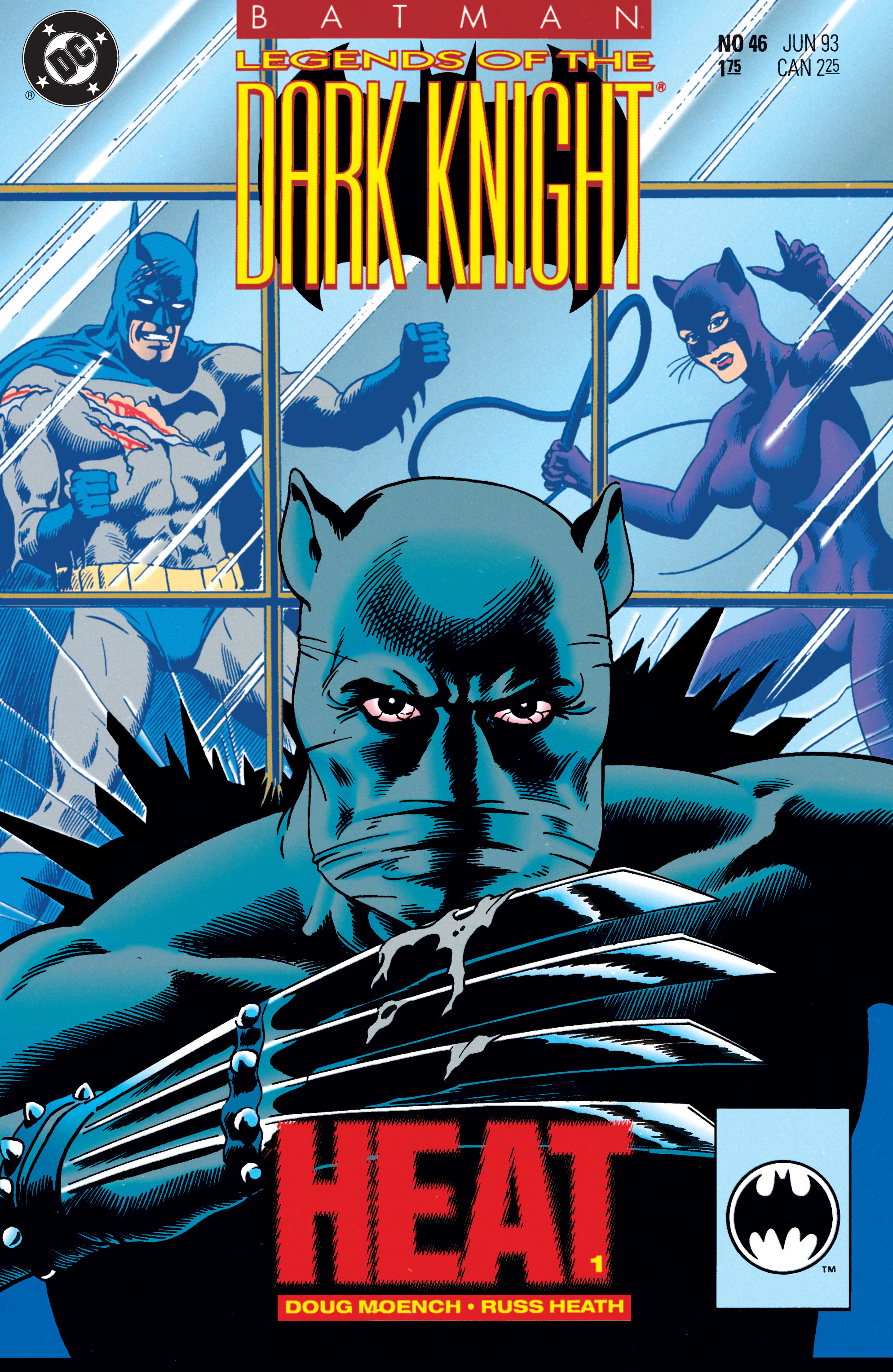 Batman: Legends of the Dark Knight 46 Page 1