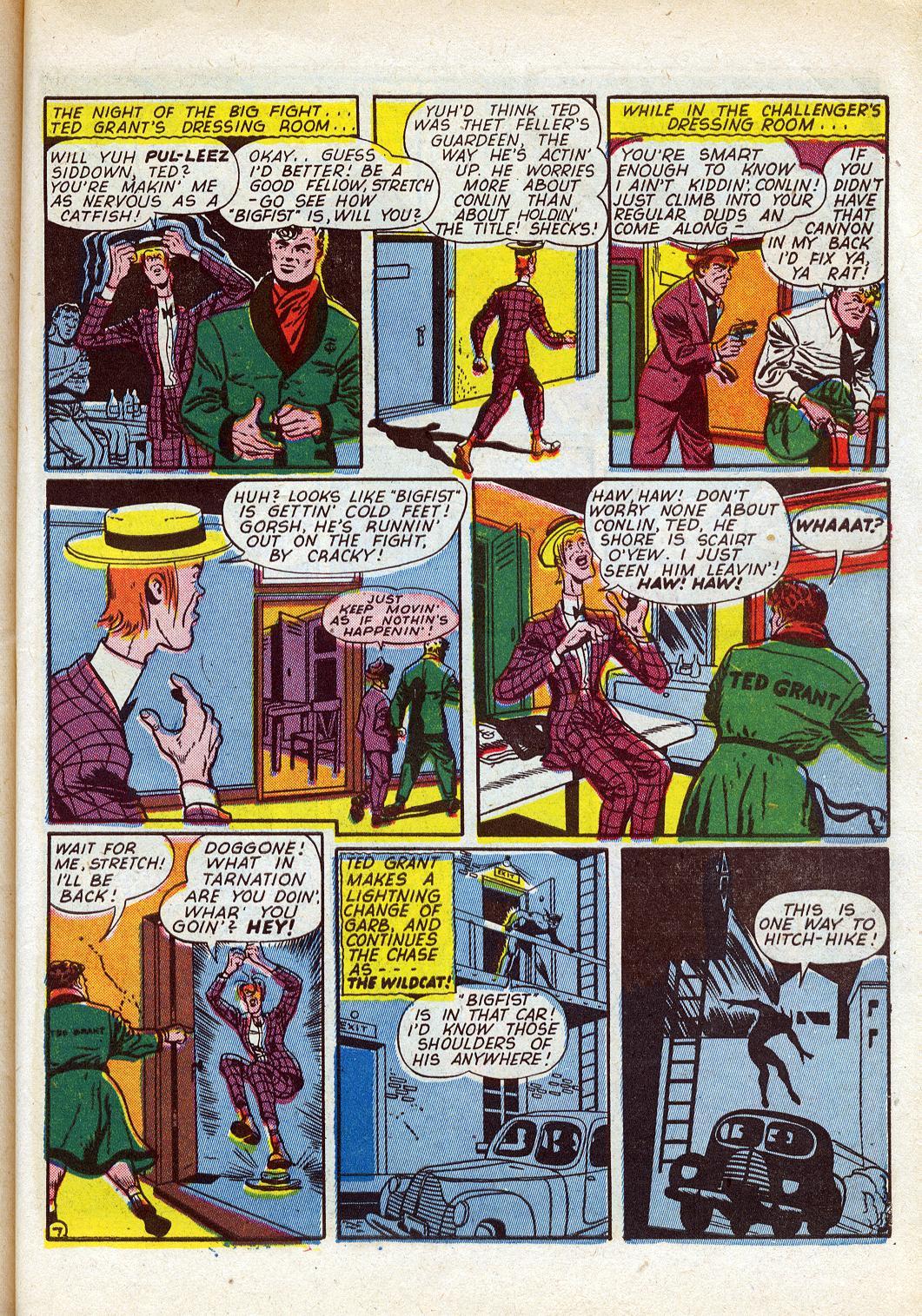 Read online Sensation (Mystery) Comics comic -  Issue #26 - 55