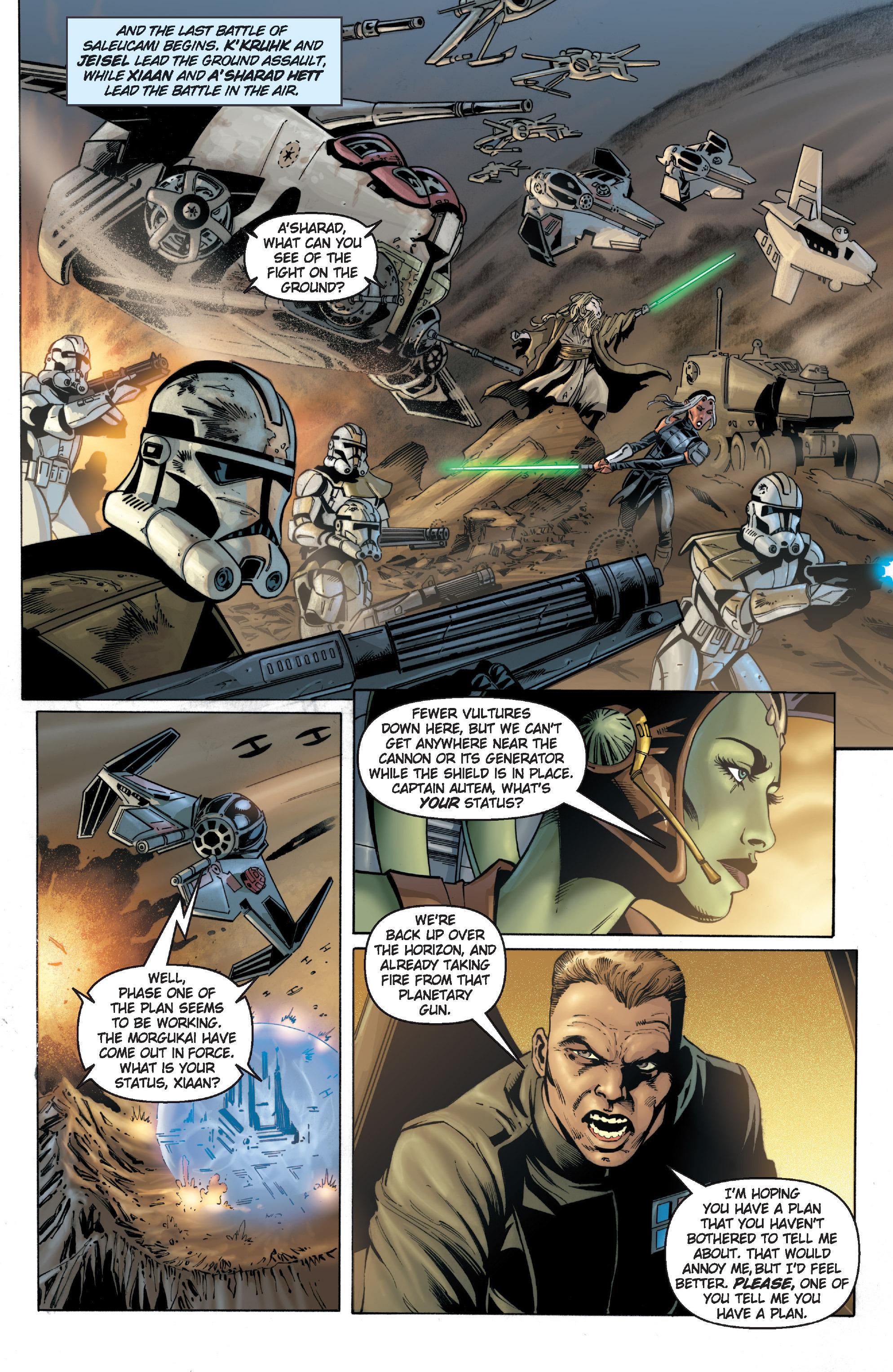Read online Star Wars Omnibus comic -  Issue # Vol. 26 - 308