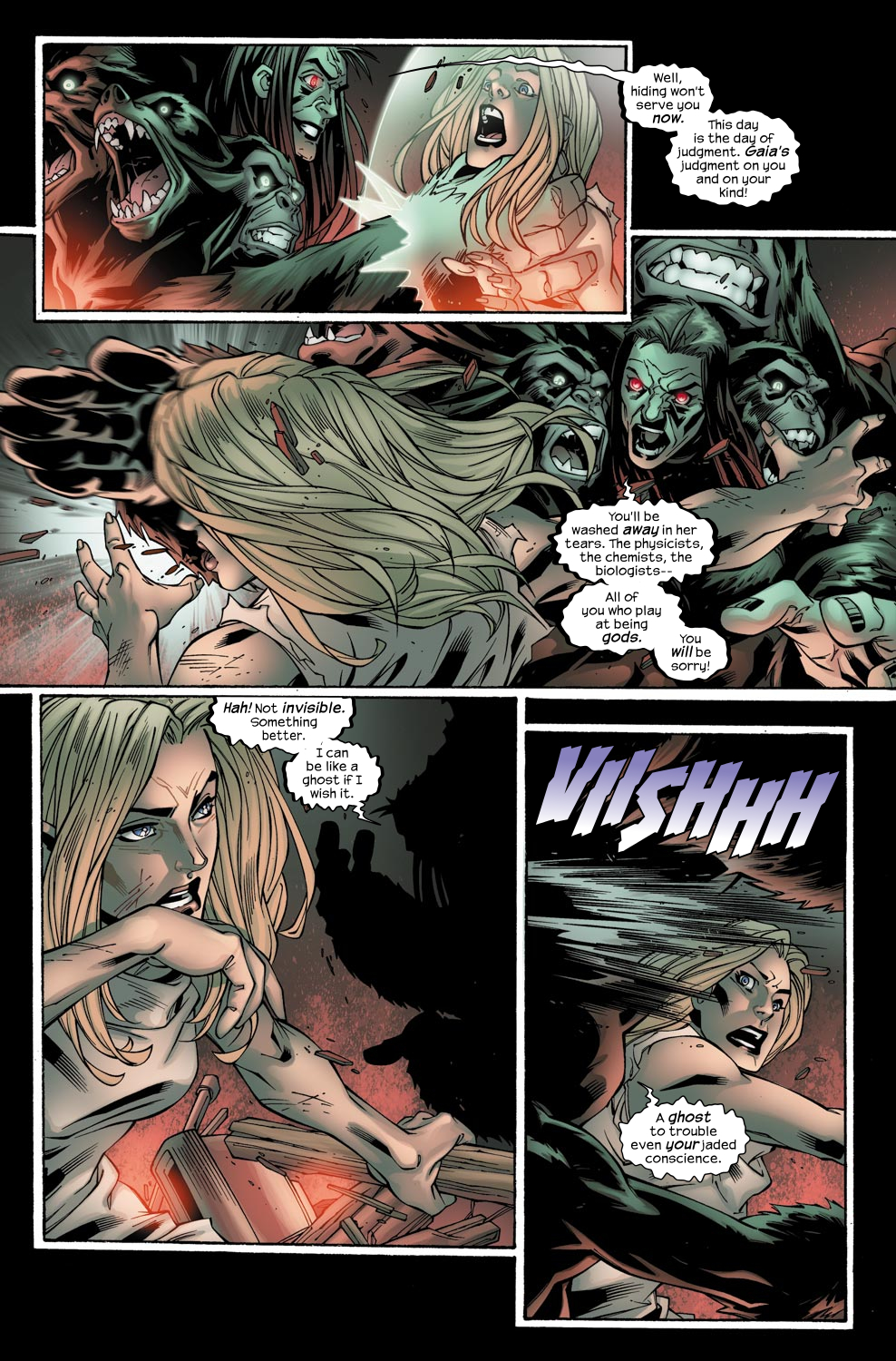 Read online Ultimate Fantastic Four (2004) comic -  Issue #49 - 6