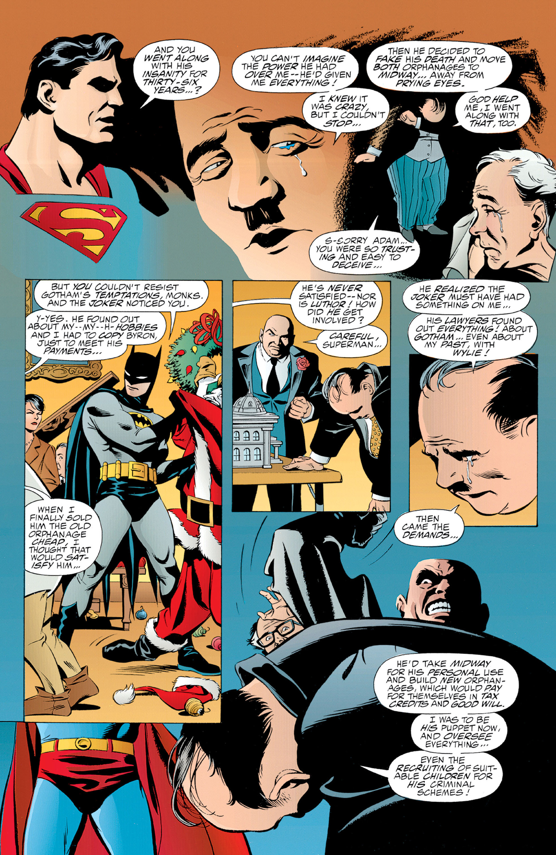 Read online World's Finest (1990) comic -  Issue #2 - 41