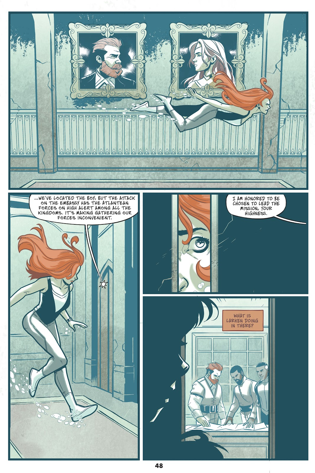 Read online Mera: Tidebreaker comic -  Issue # TPB (Part 1) - 48
