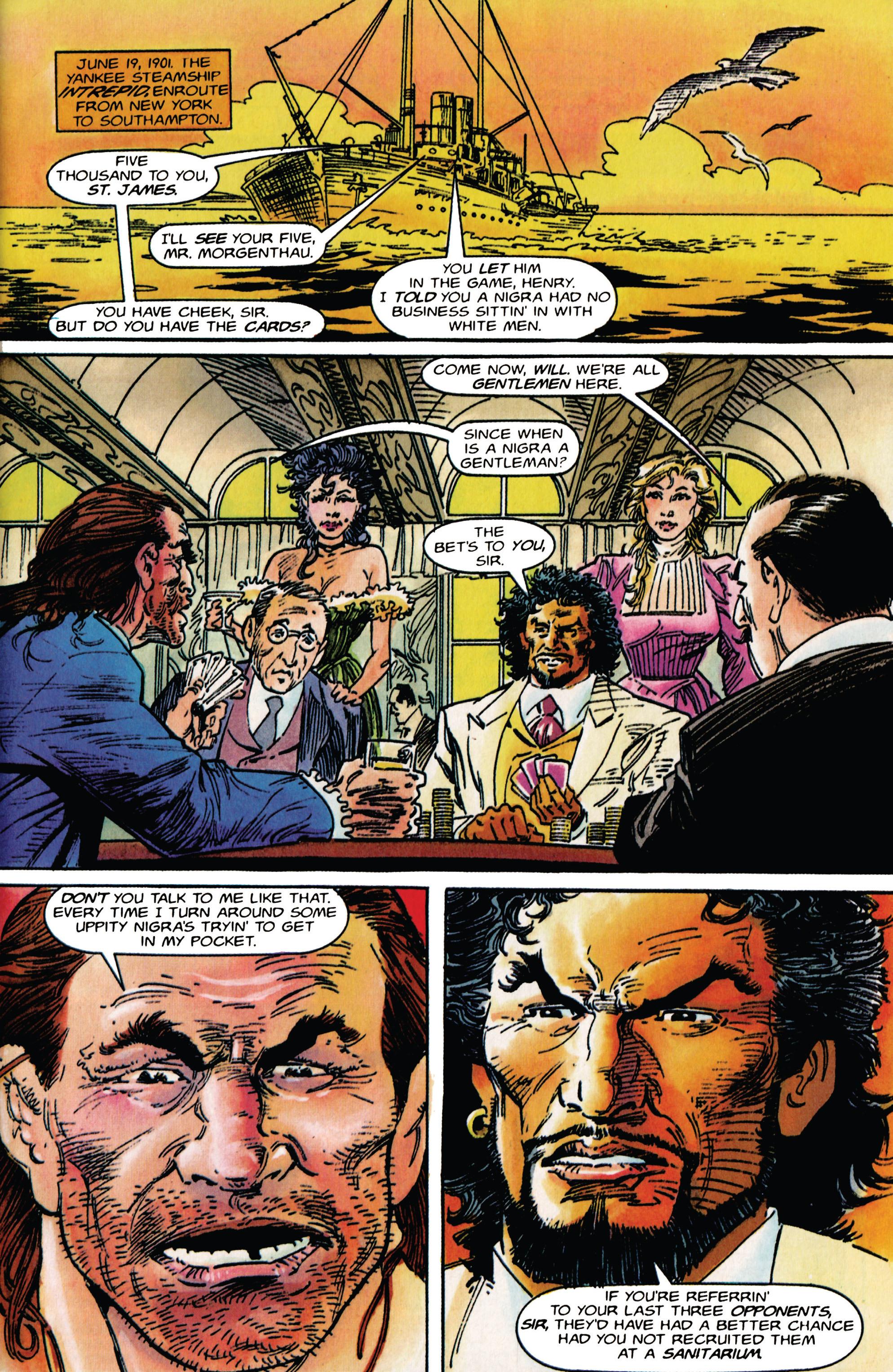 Read online Shadowman (1992) comic -  Issue # _TPB 1 - 5