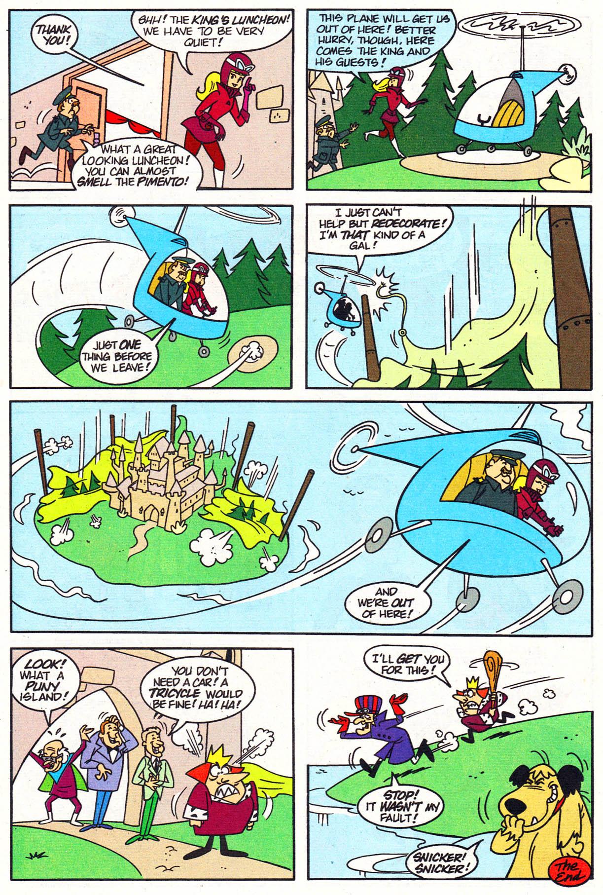 Read online Hanna-Barbera Presents comic -  Issue #2 - 32