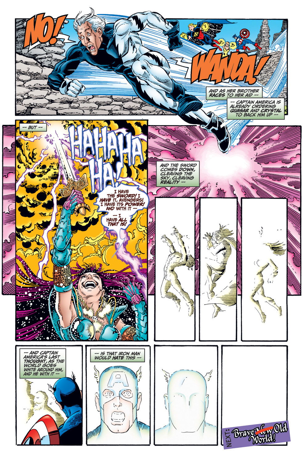 Avengers (1998) issue 1 - Page 37